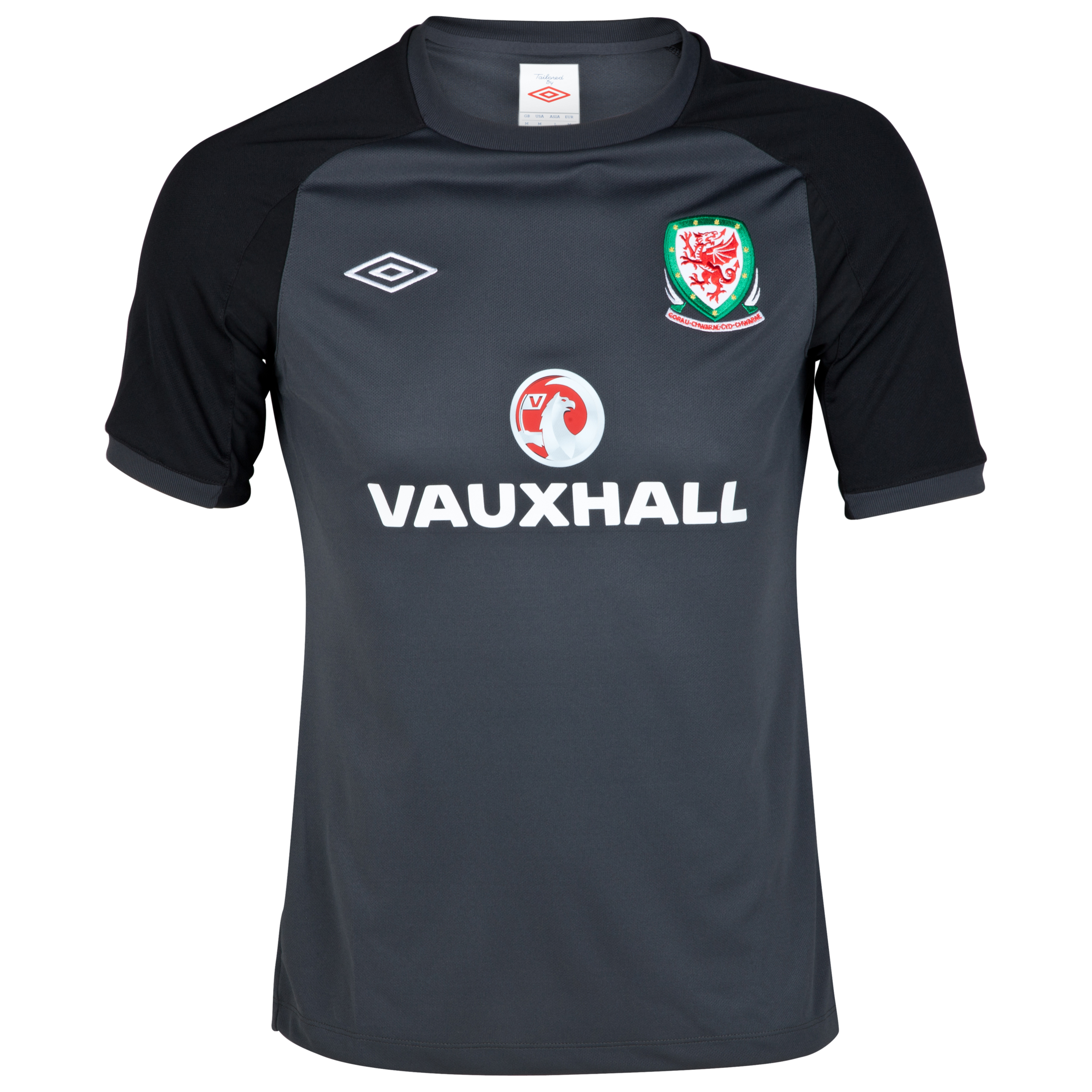 Wales Training Jersey - Vermillion / Biking Red