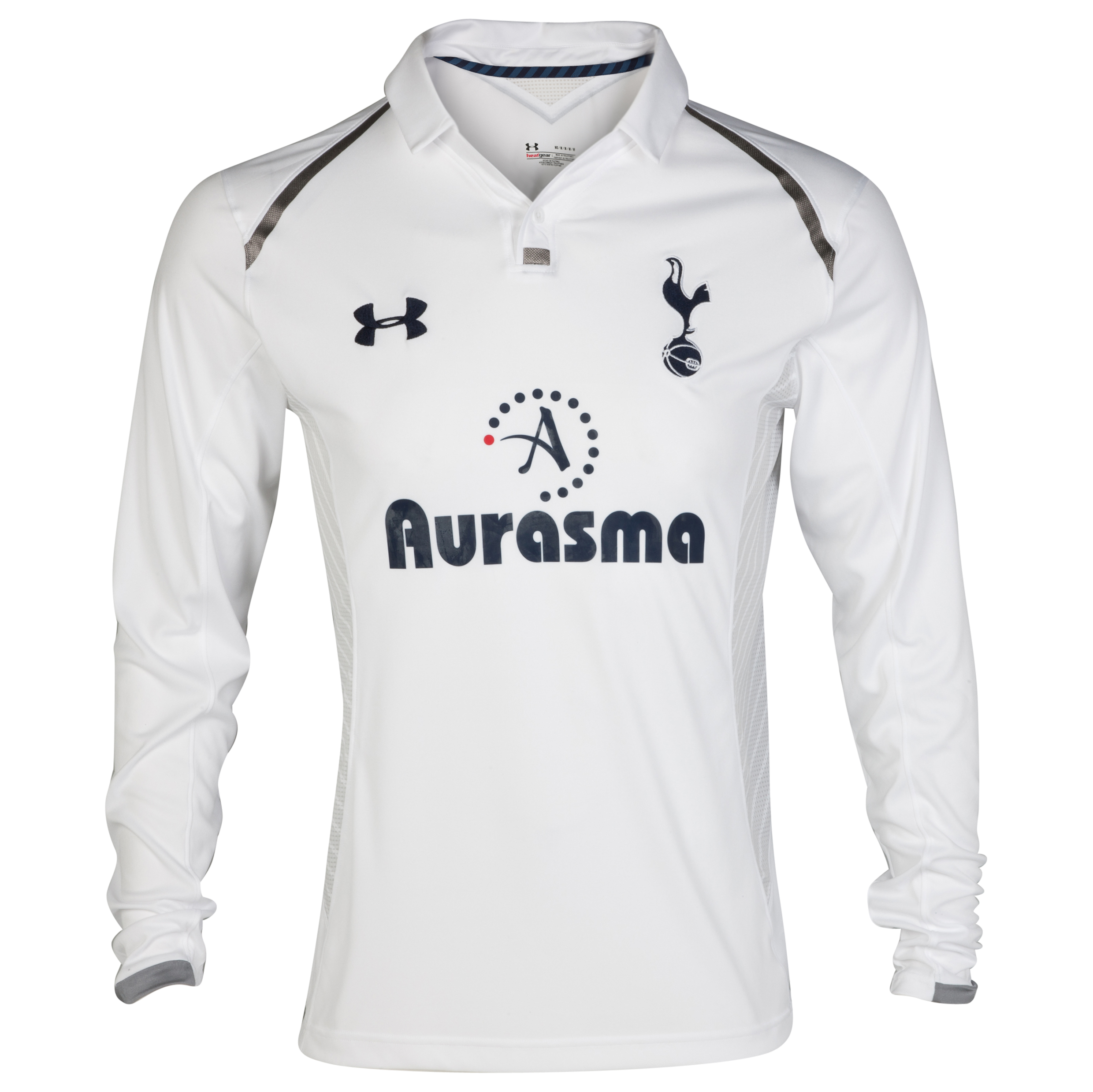 Tottenham Hotspur Home Shirt 2012/13 - Long Sleeve