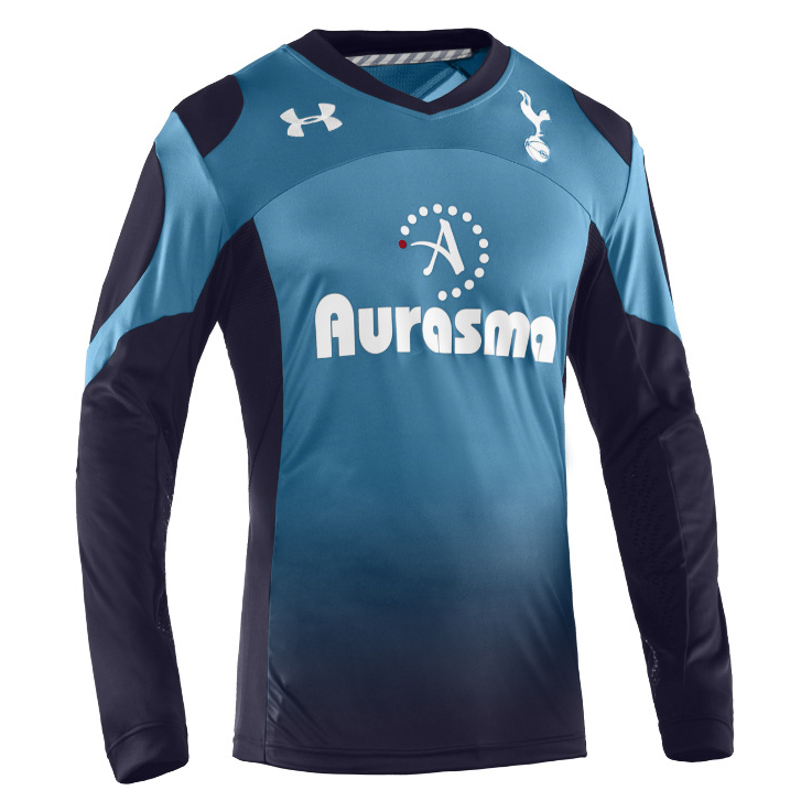 Tottenham Hotspur Home Goalkeeper Shirt 2012/13