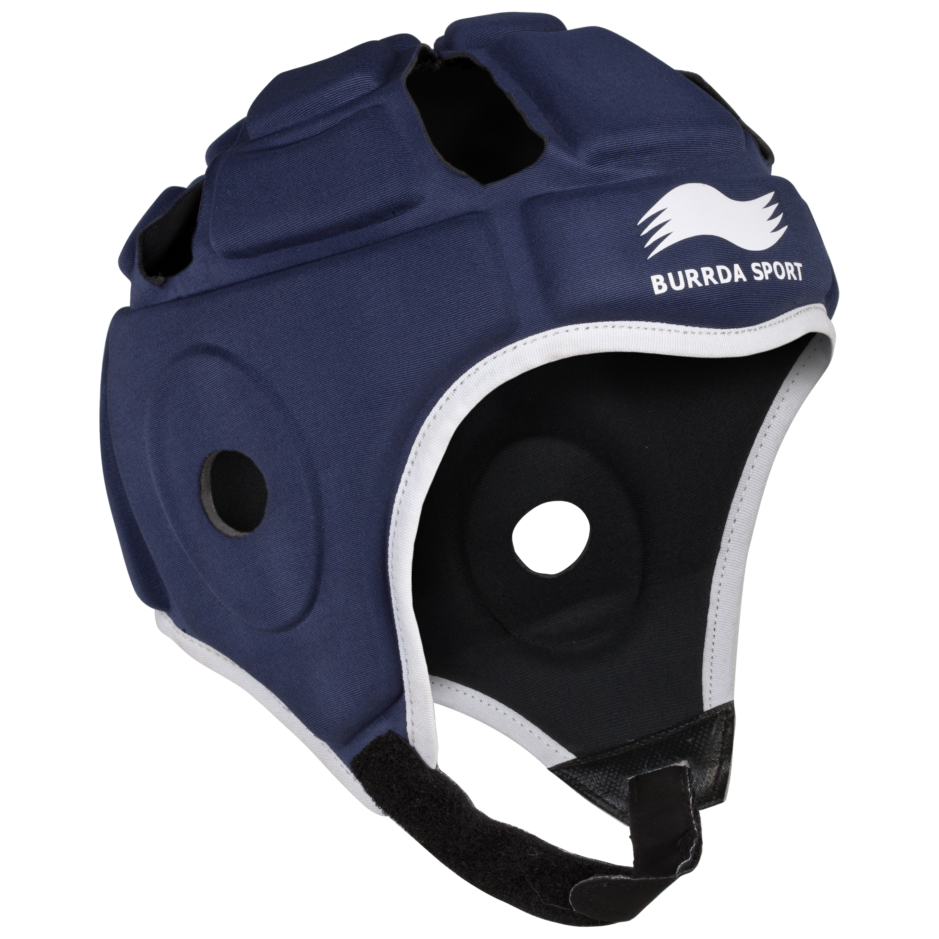 Burrda Sport Rugby Tech Headguard - Navy