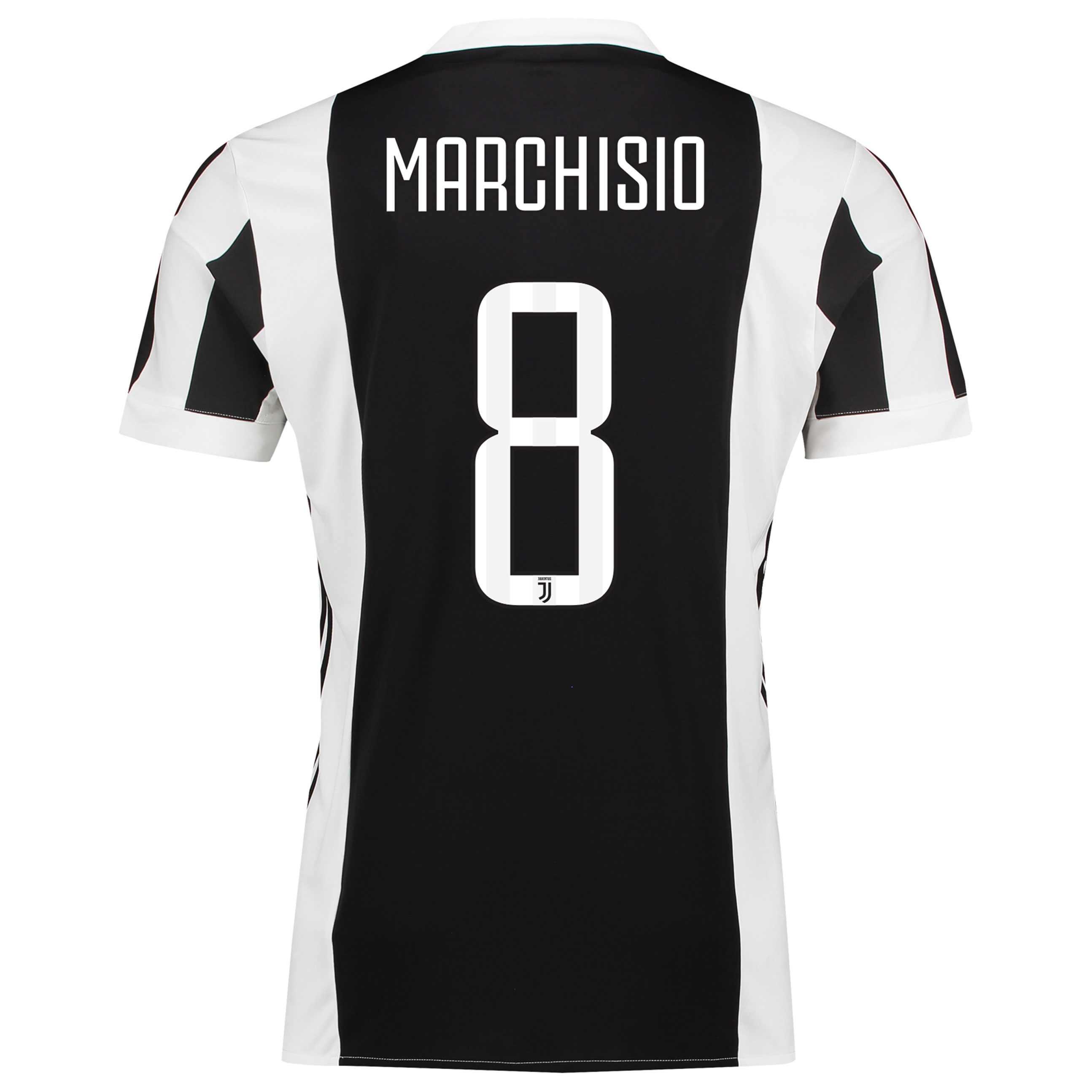 Juventus Home Mini Kit 2017-18 with Marchisio 8 printing