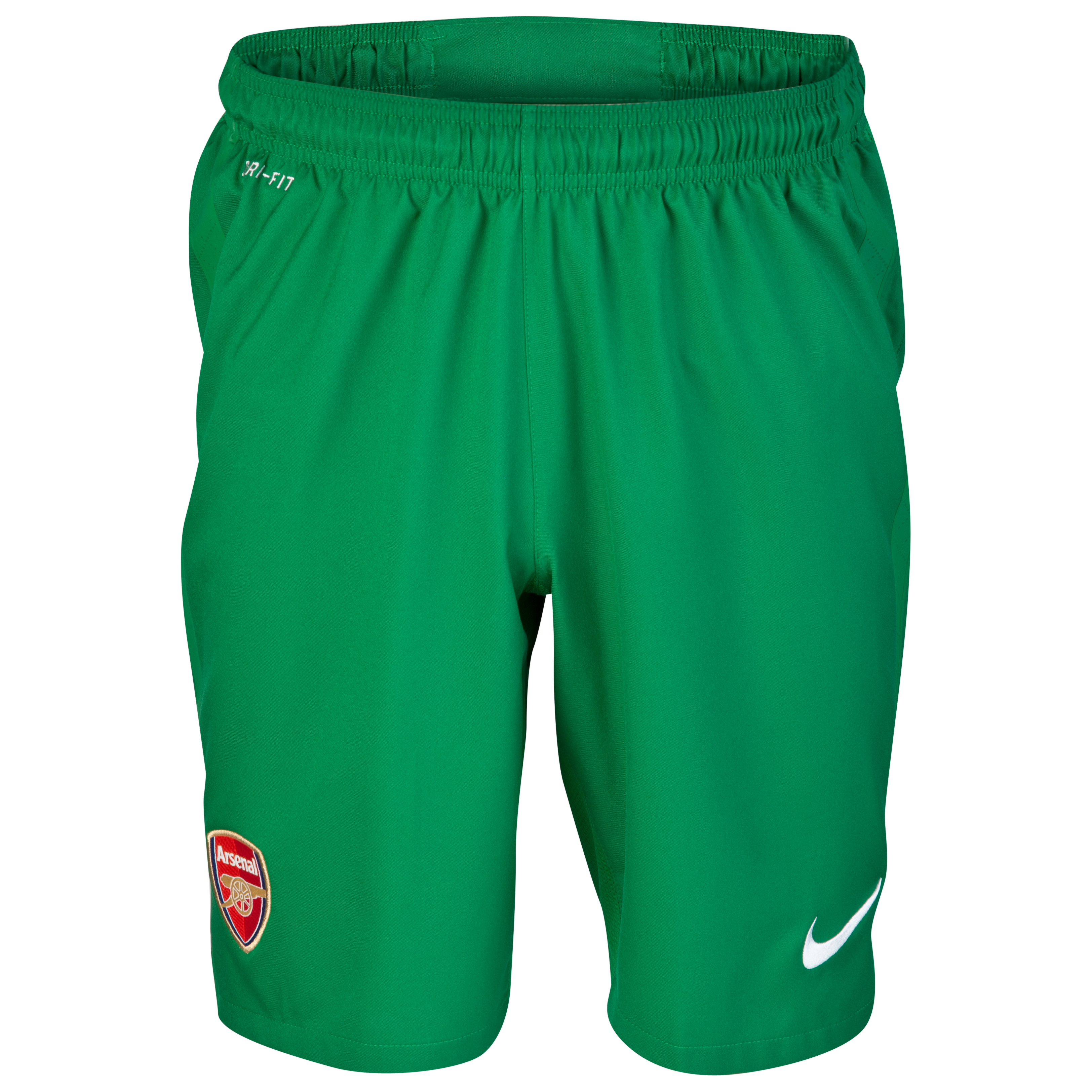 Arsenal Home Goalkeeper Shorts 2012/13