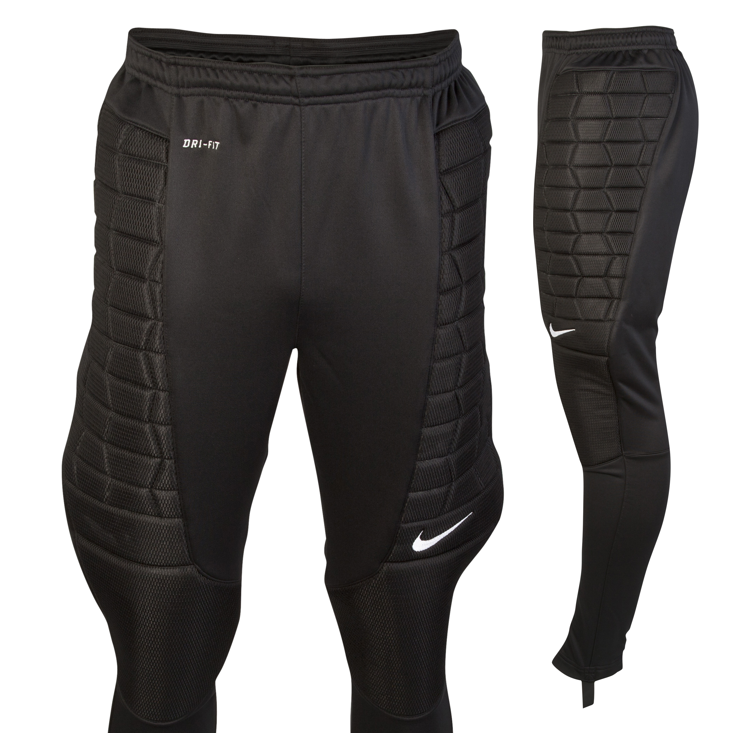 Nike Padded Goalkeeper Pants - Black/White