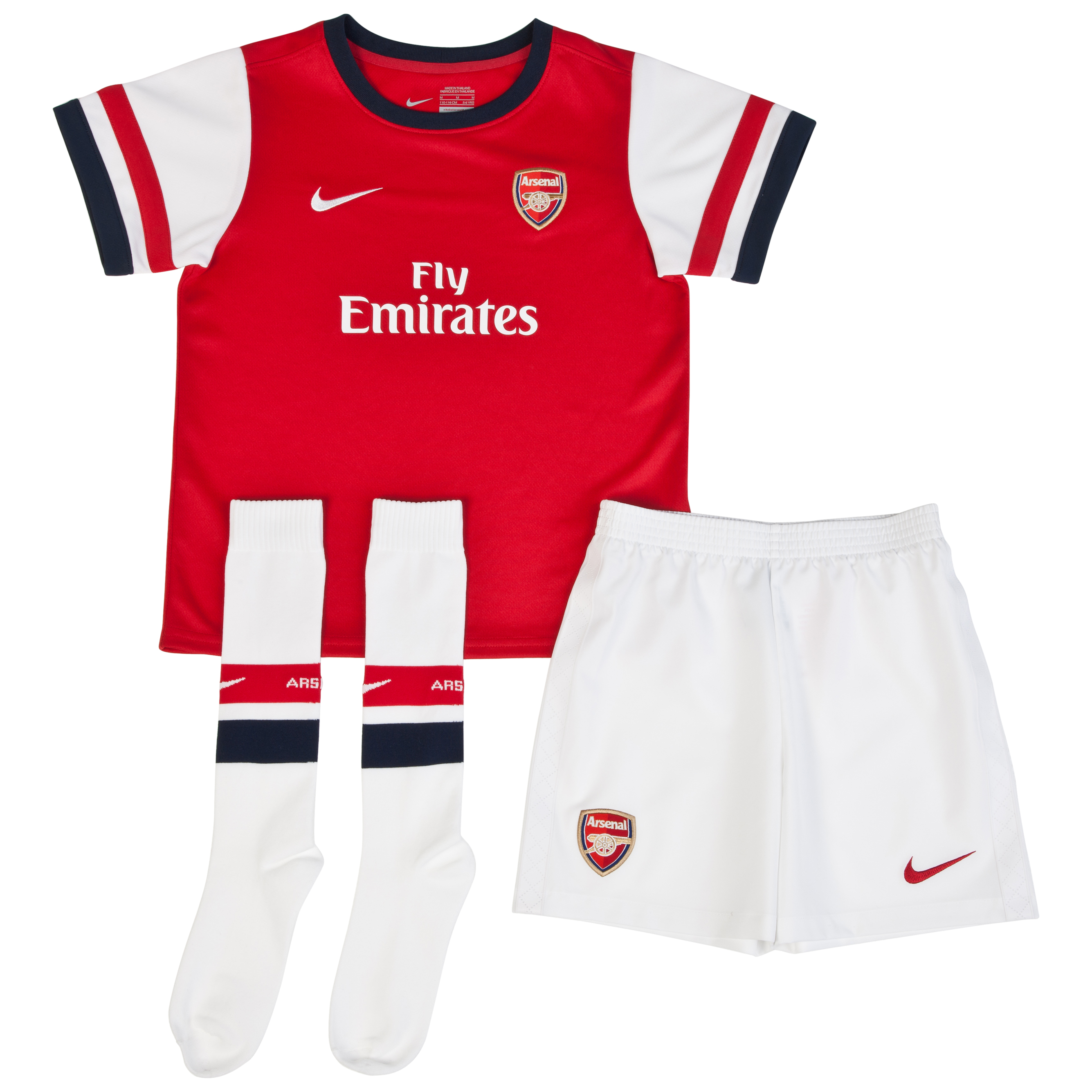 Arsenal  Home Kit  2012/14 -  Little Kids