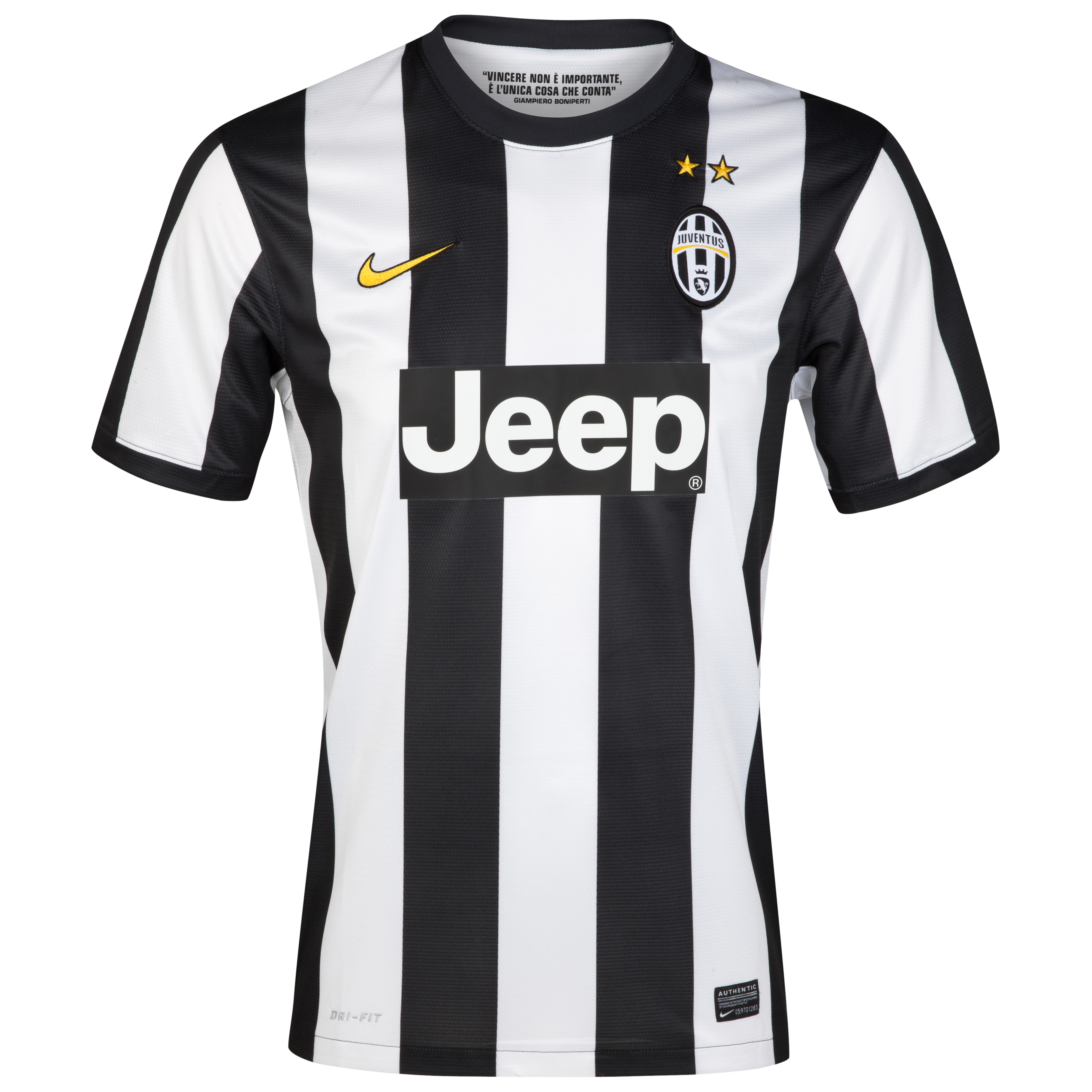 Juventus Home Shirt 2012/13