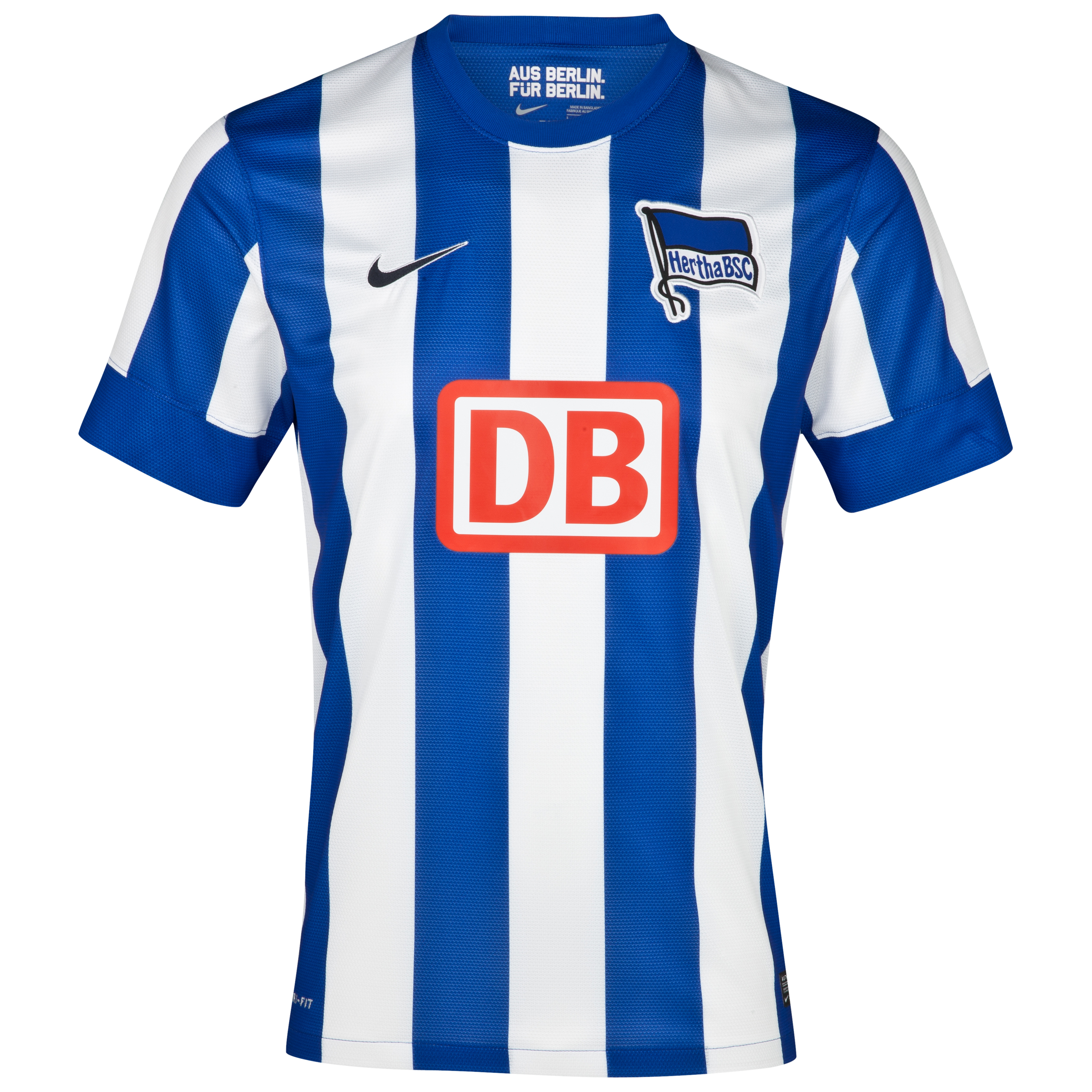Hertha Berlin 2012/13 Home Shirt