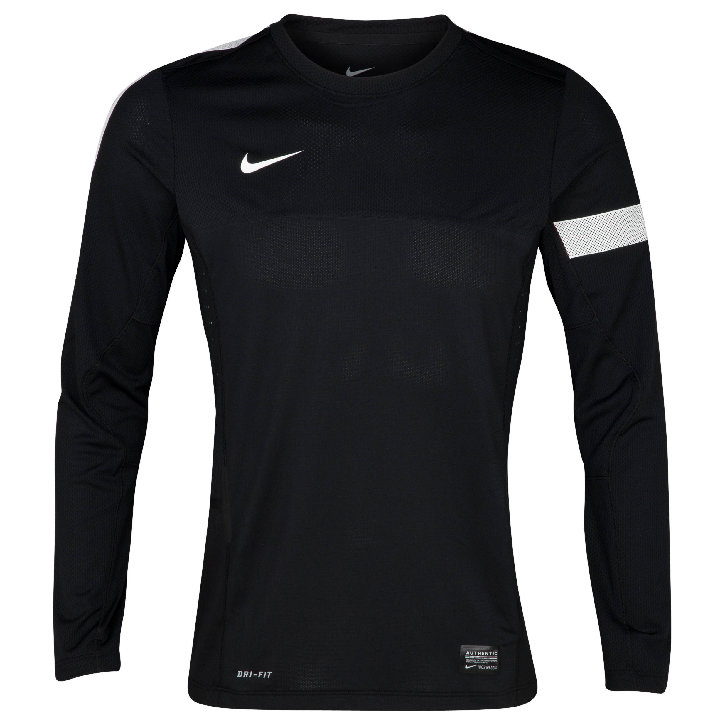 Nike Elite Training Top - Long Sleeve - Black/White