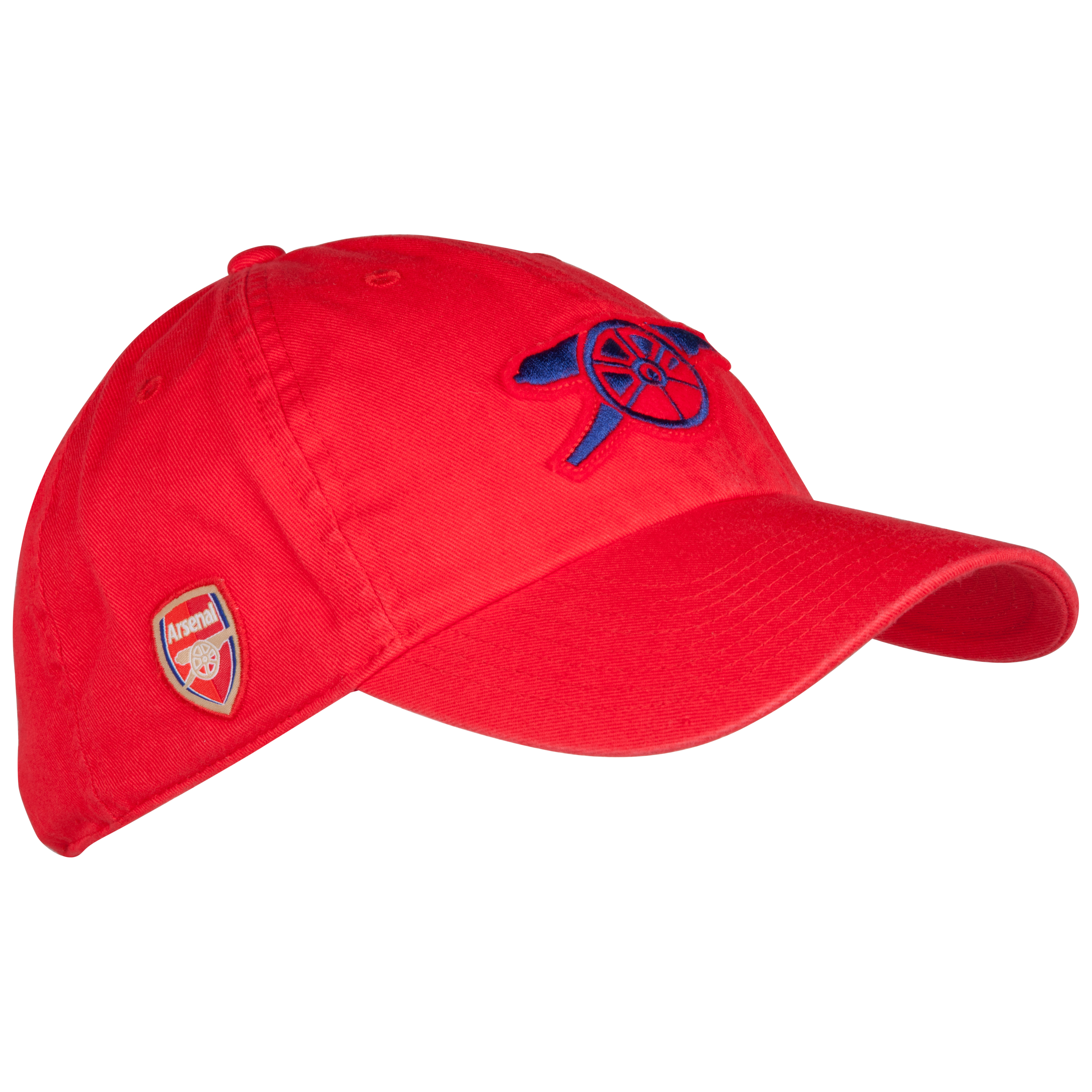 Arsenal Core Cap - University Red/White
