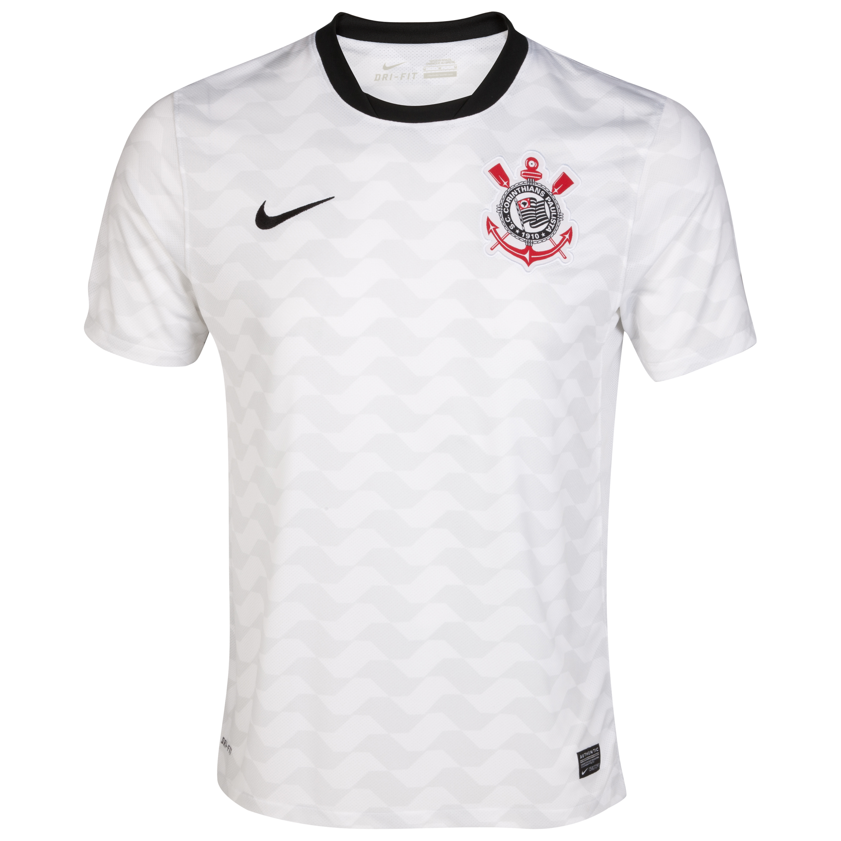 Corinthians 2012/13 Home Shirt