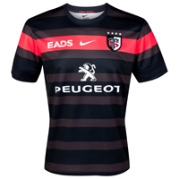 Toulouse Rugby Home Shirt 2012/13
