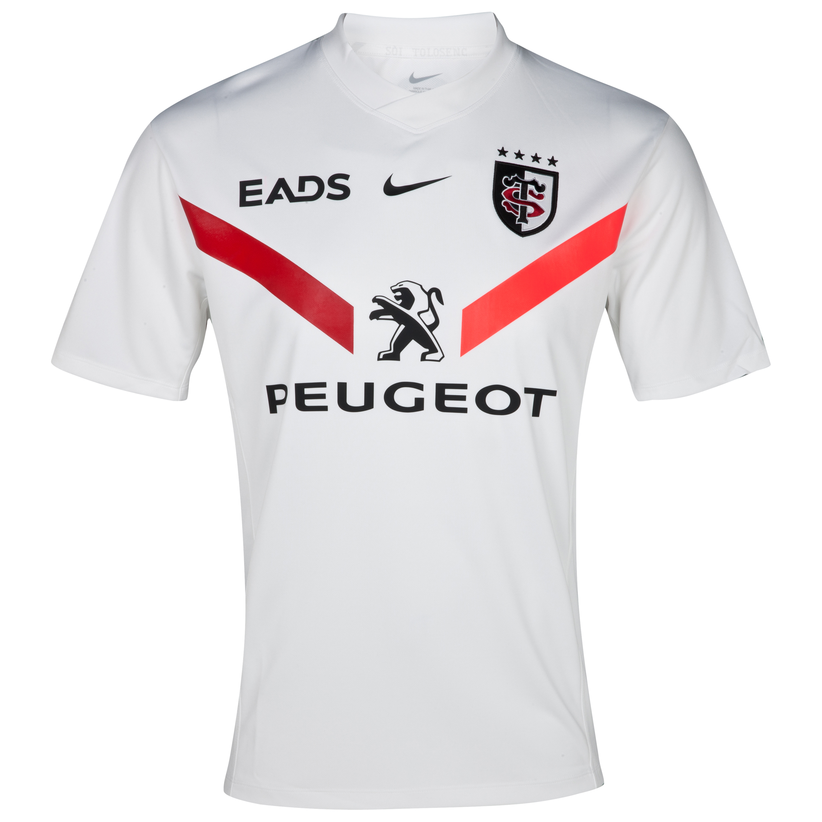 Toulouse Rugby Away Shirt 2012/13