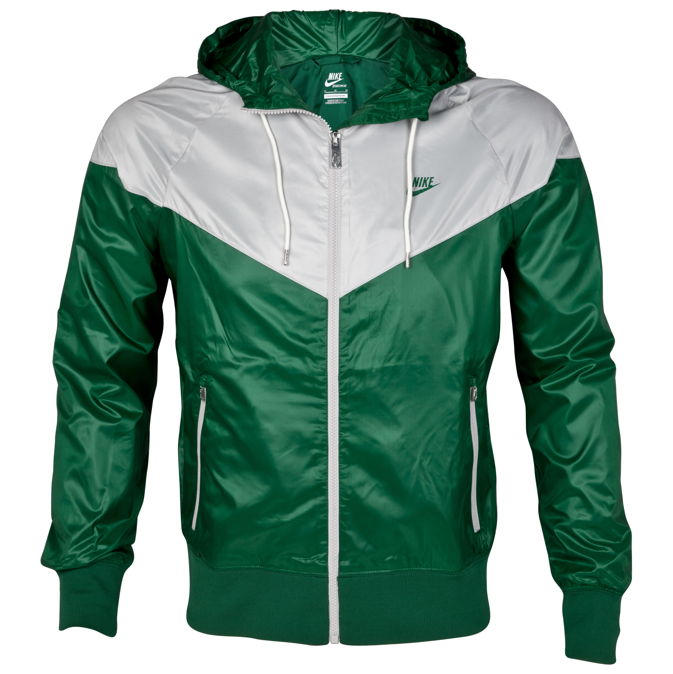 Nike Windrunner Jacket - Gorge Green/Granite