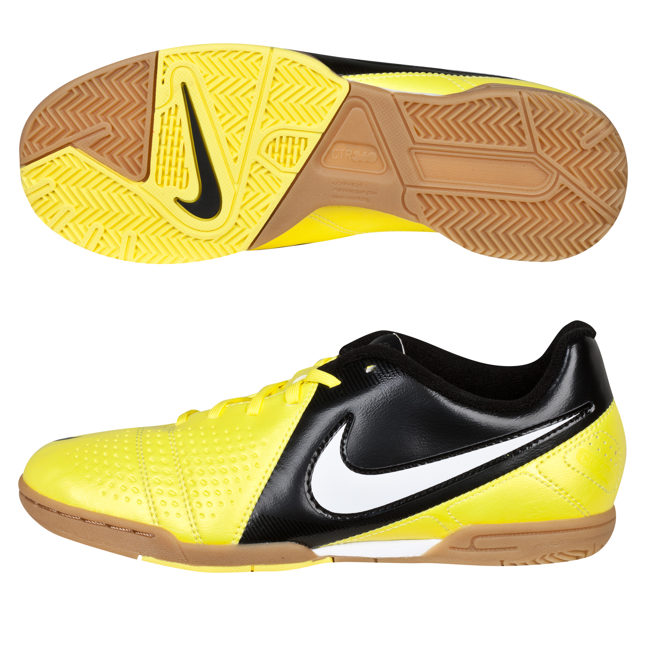 Nike CTR360 Libretto III Trainers - Sonic Yellow/White/Black - Kids