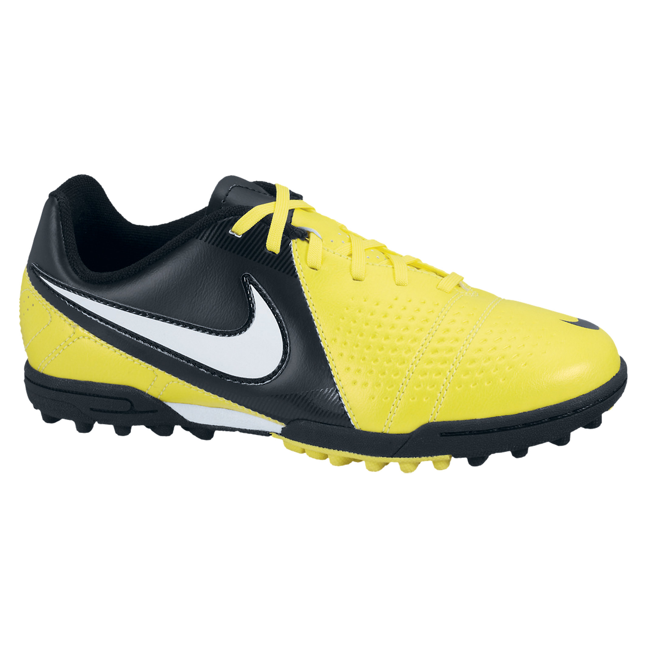 Nike CTR360 Libretto III Astro Turf Trainers - Sonic Yellow/White/Black - Kids