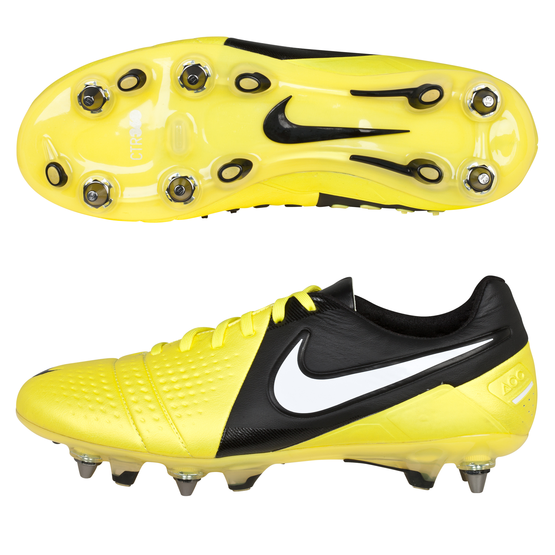 Nike CTR360 Maestri III SG-Pro Football Boots - Sonic Yellow/White/Black