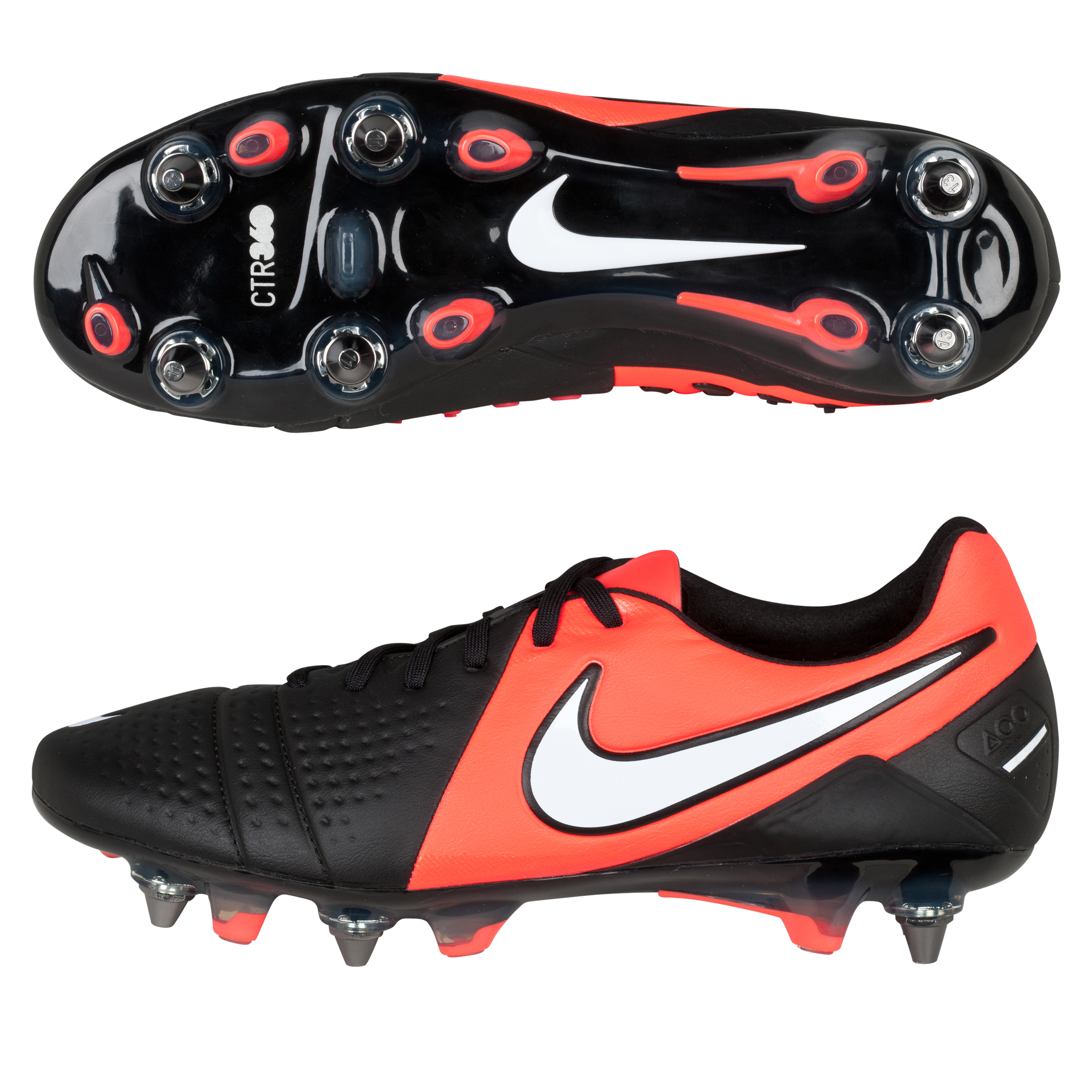CTR360 Maestri III SG-Pro Black/White/Bright Crimson