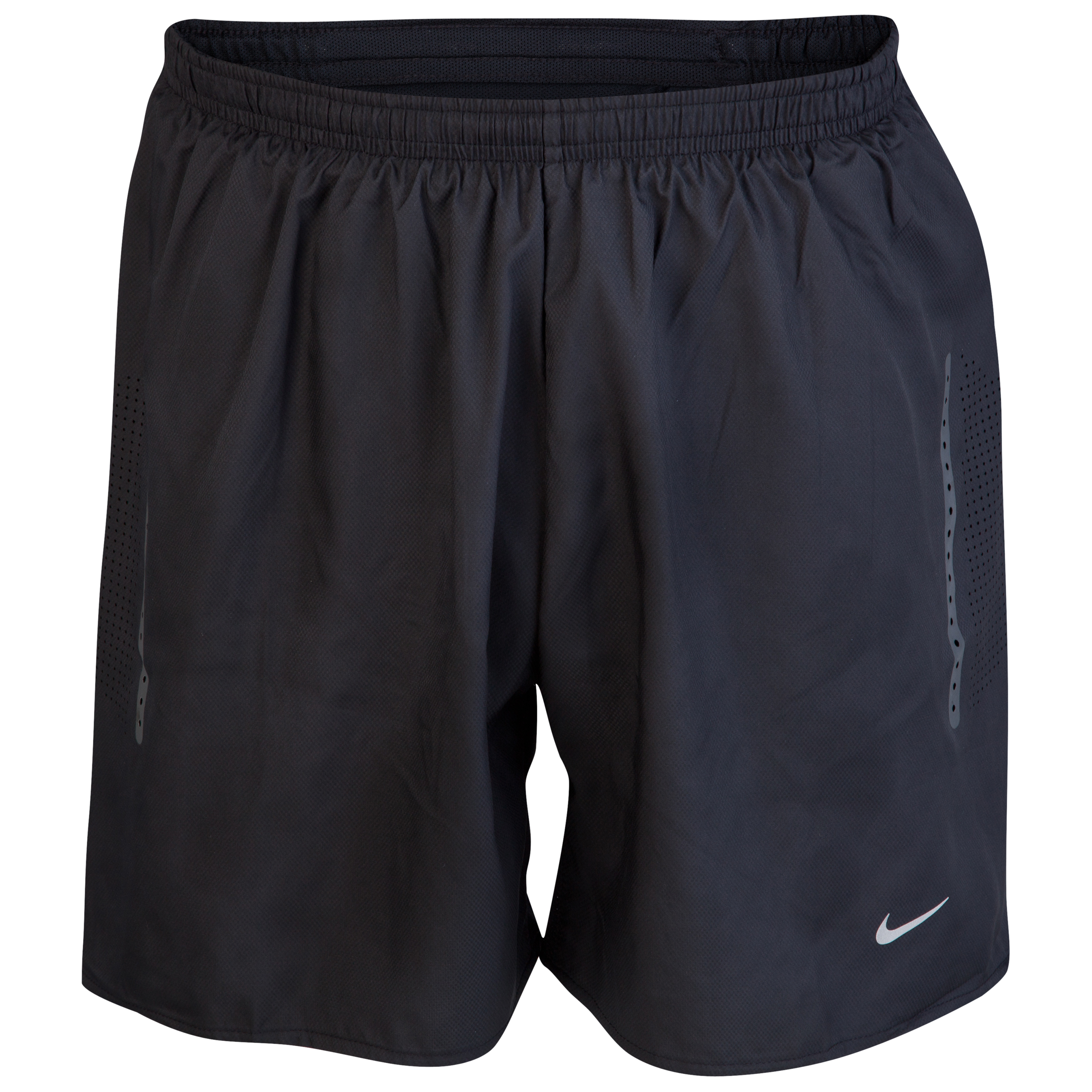 Nike 5 Race Day Shorts - Black/Anthracite/Reflective Silver