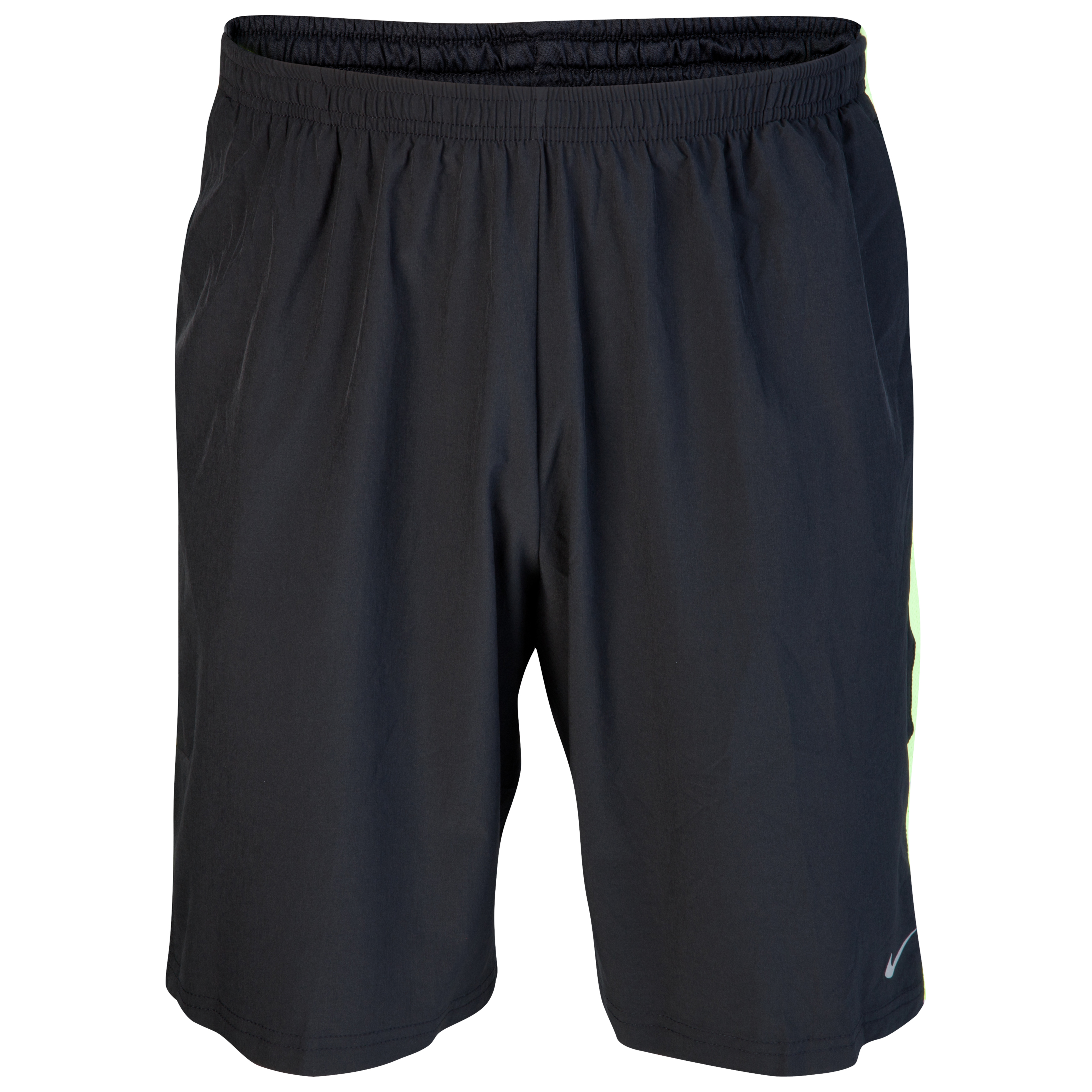 Nike 9 SW Shorts - Black/Volt/Light Charcoal/Reflective Silver