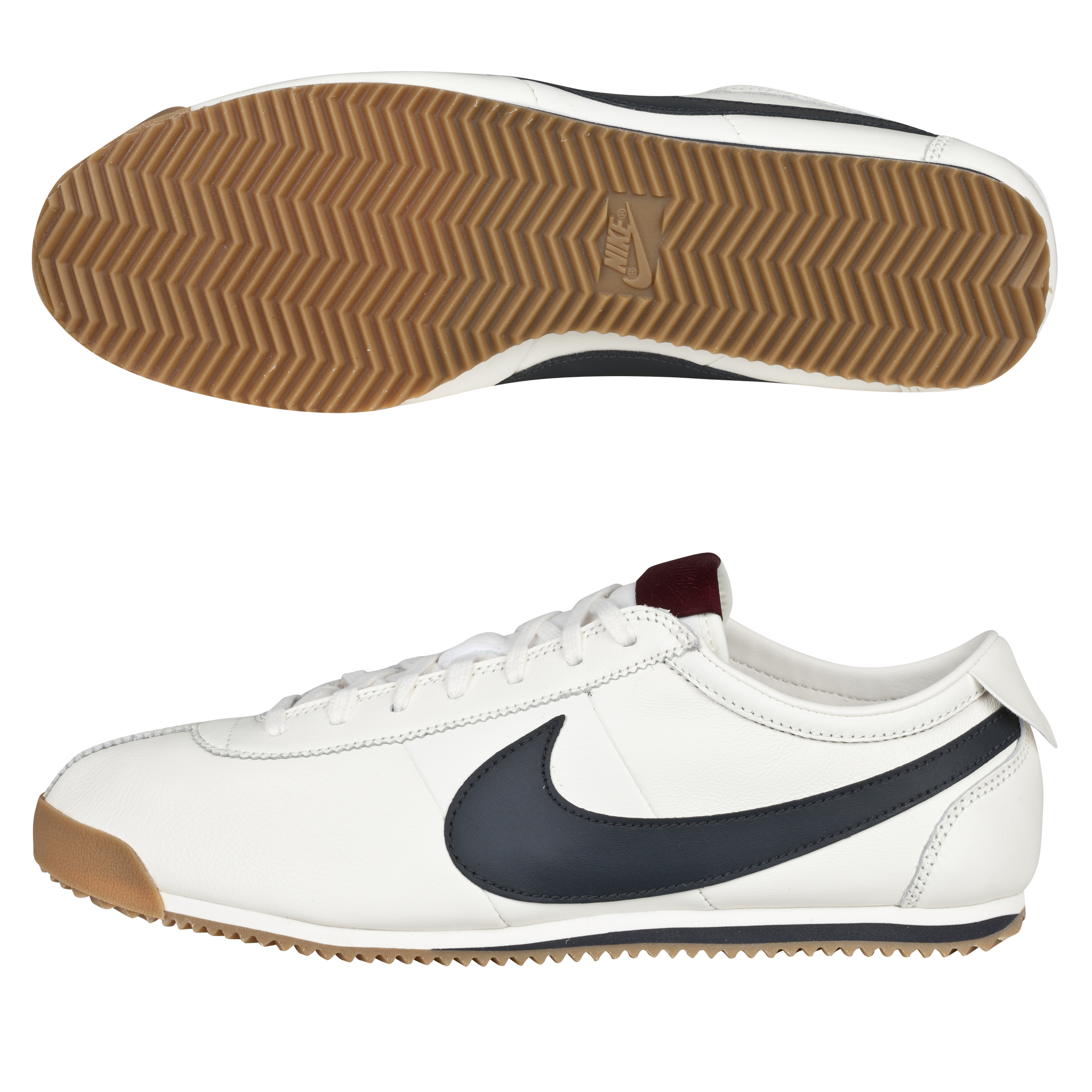 Nike Cortez Classic OG Trainers - Sail/Anthracite/Sail/Dark Team Red