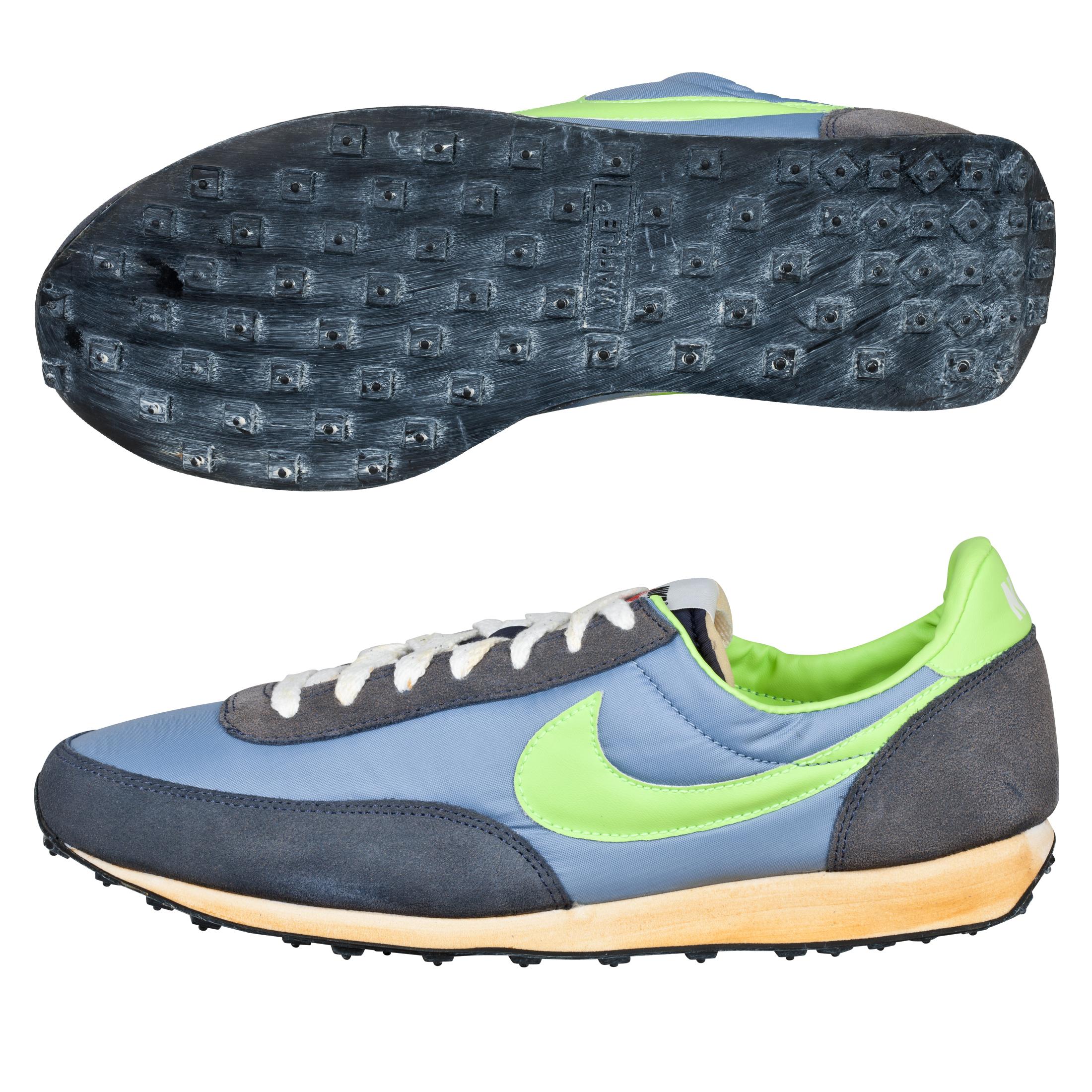 Nike Elite VNTG Trainers - Work Blue/Volt/Thunder Blue