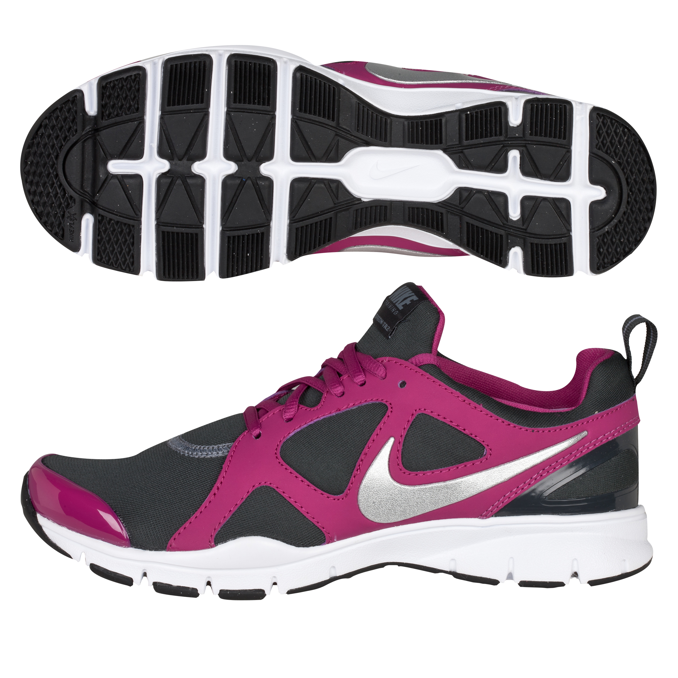 Nike Womens In-Season Trainer 2 - Anthracite/Pink - Womens