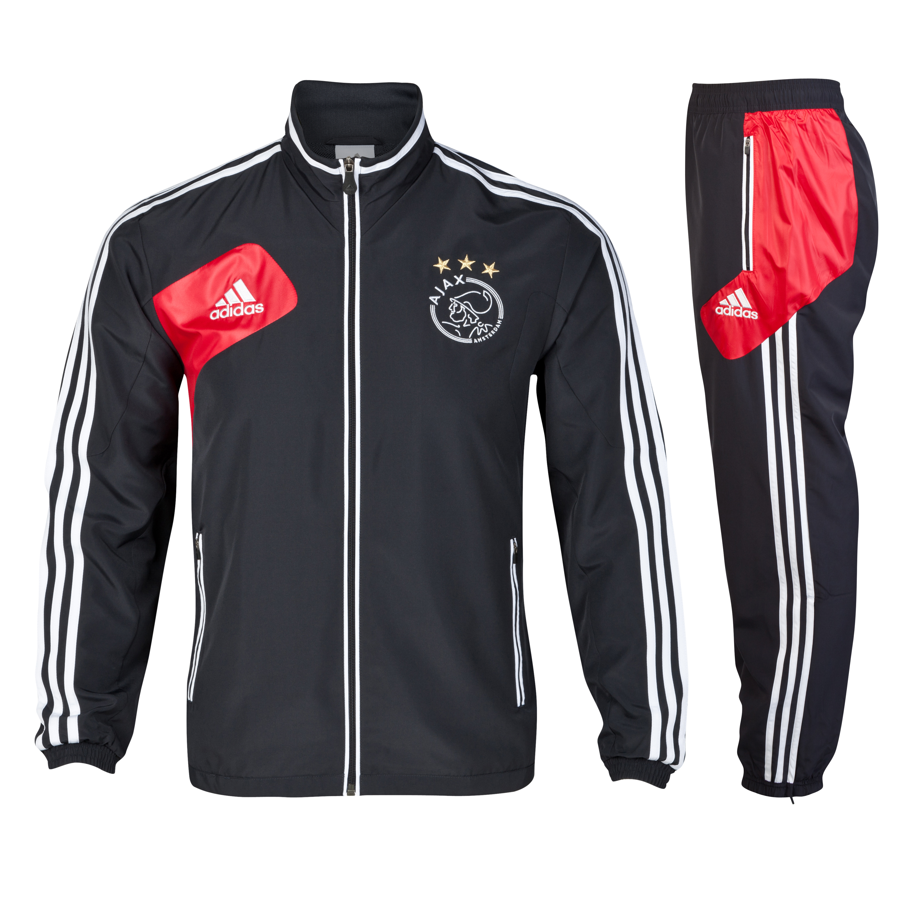 Ajax Training Presentation Suit