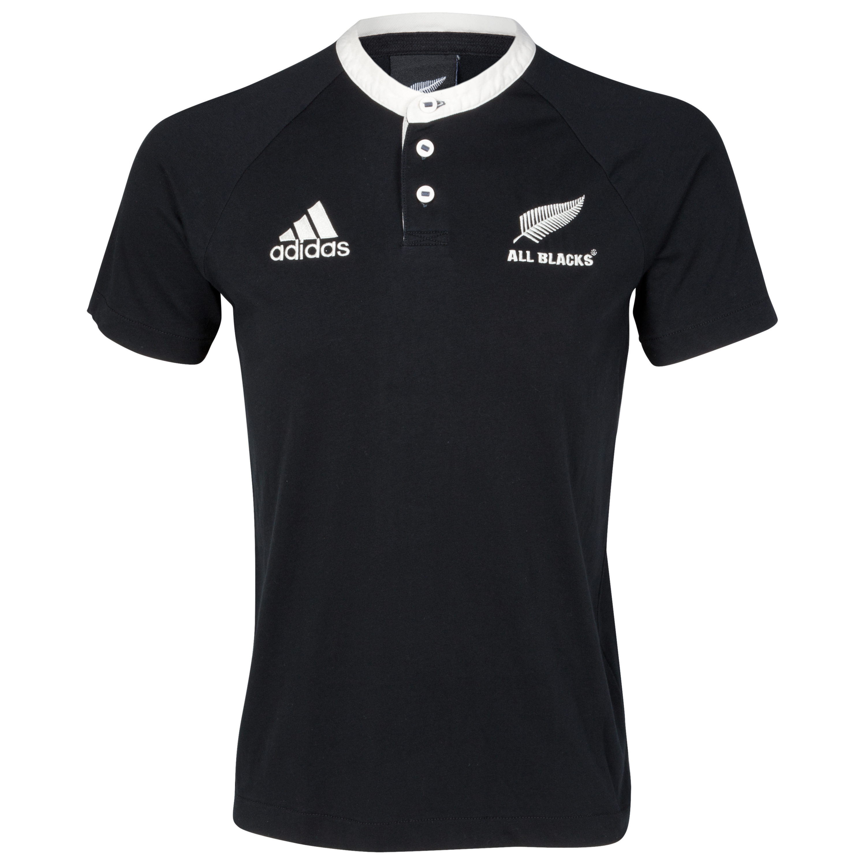 All Blacks Short Sleeve Supporters Shirt 2012/13