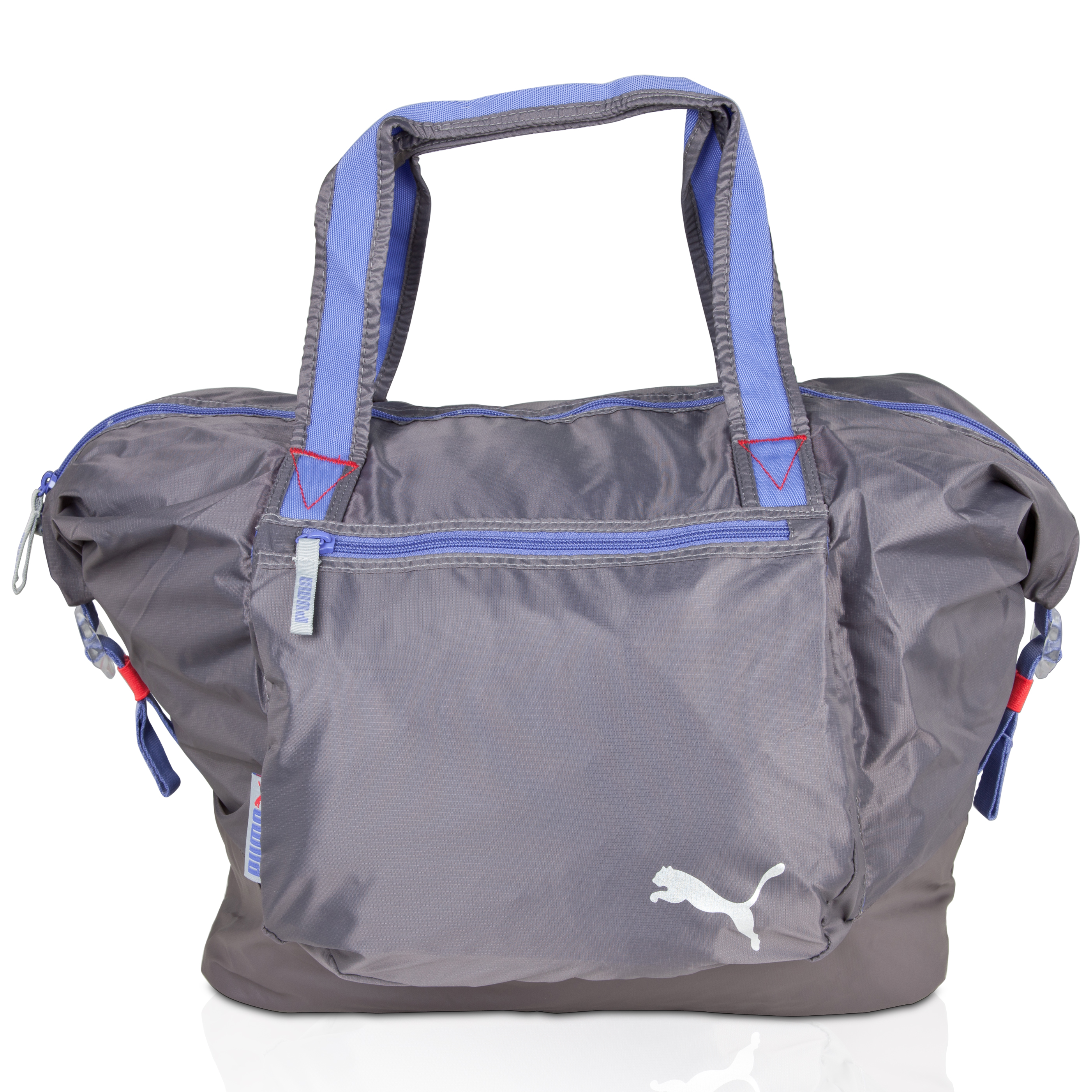 Puma Fitness work out bag - grey/violet - Female