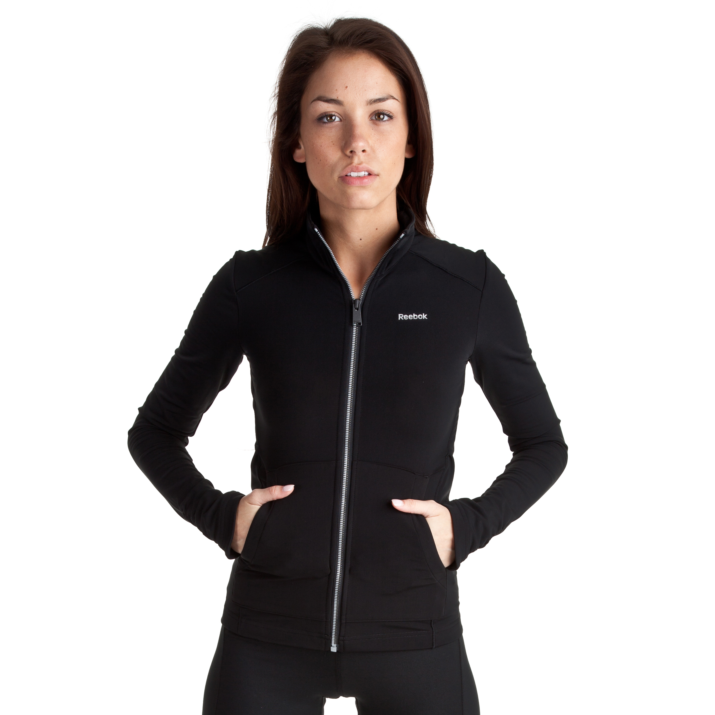 Reebok EasyTone Jacket - Black - Women