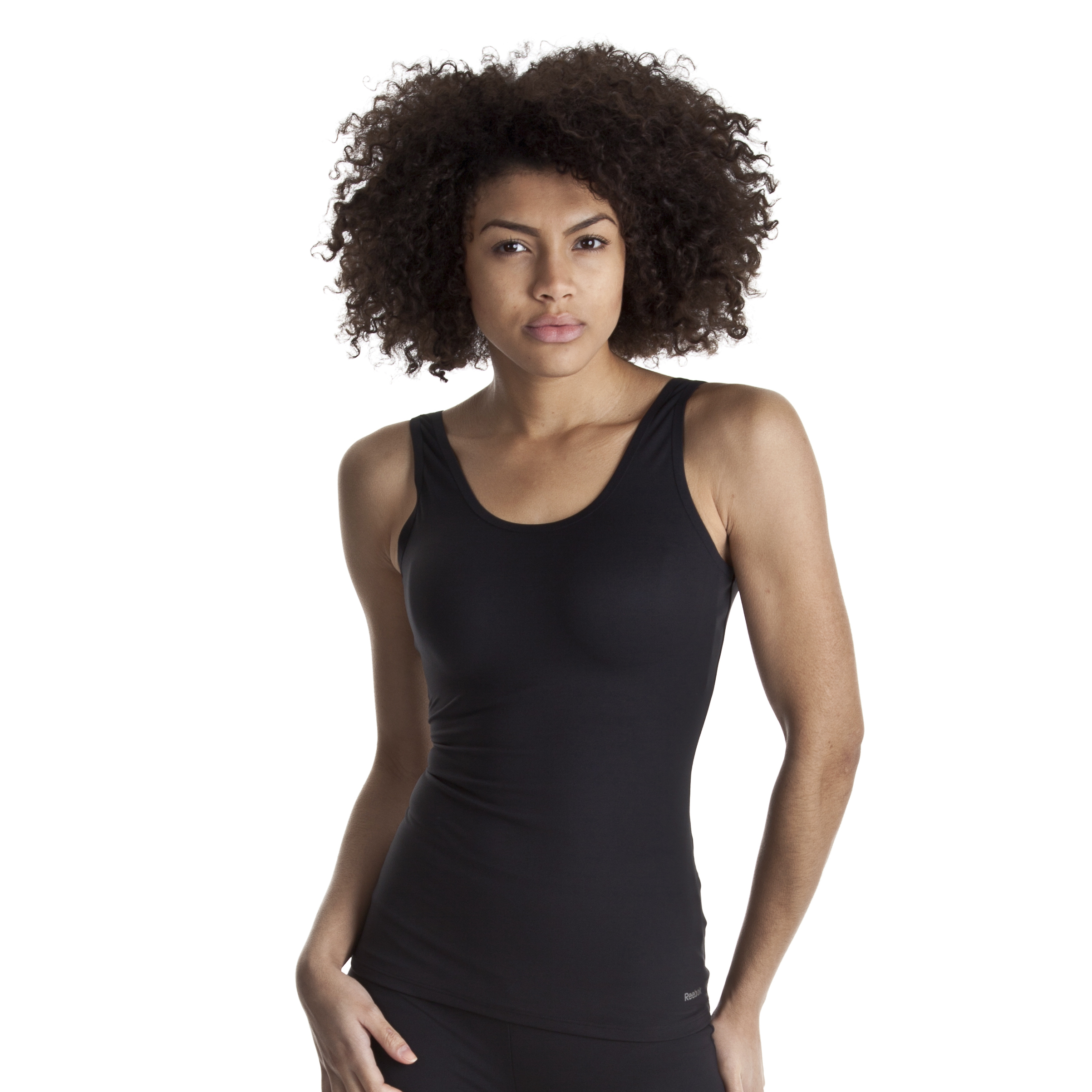 Reebok Shapewear Tank - Black - Women