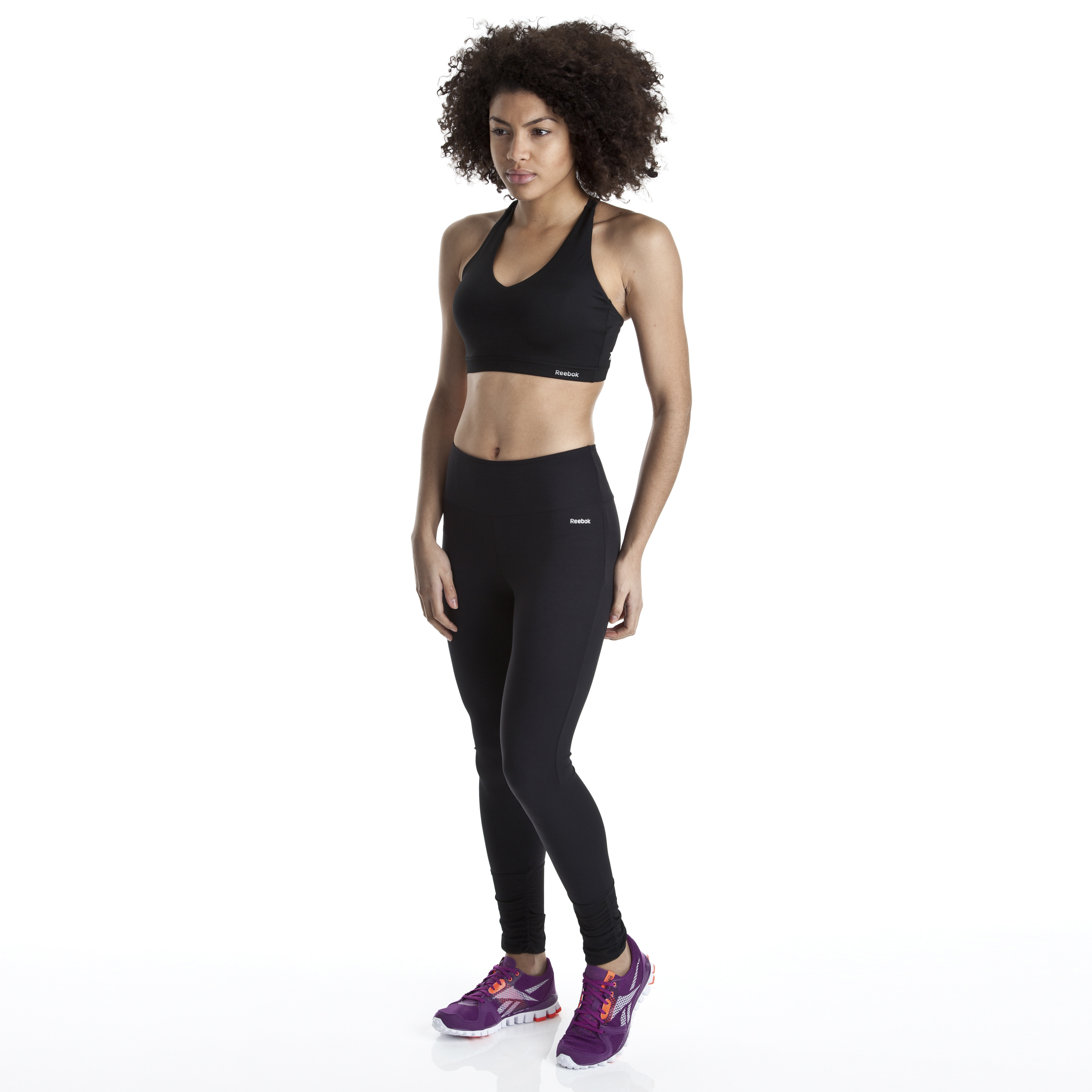 Reebok Shapewear Legging - Black - Women