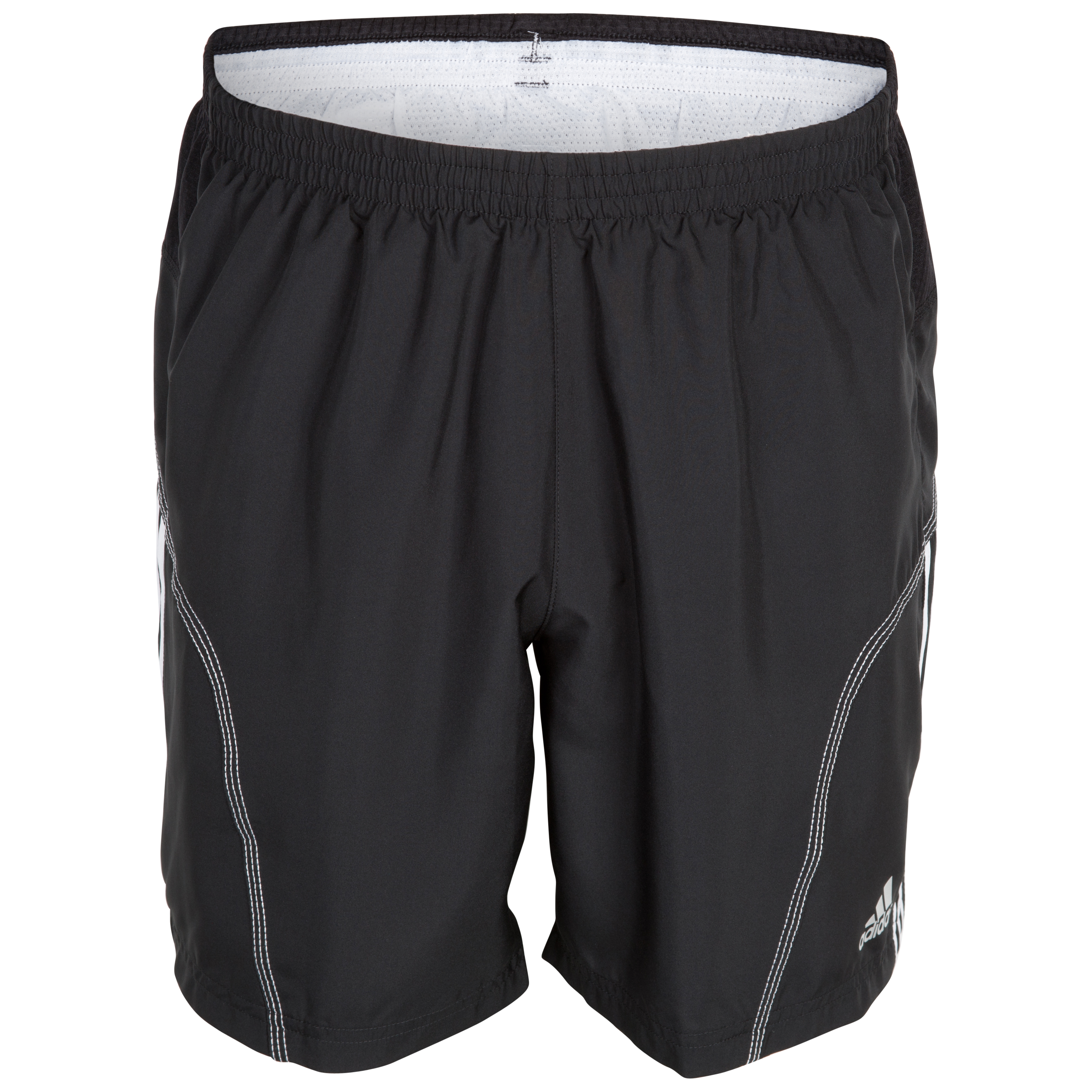 Adidas Response DS 7 Inch Shorts - Black/White