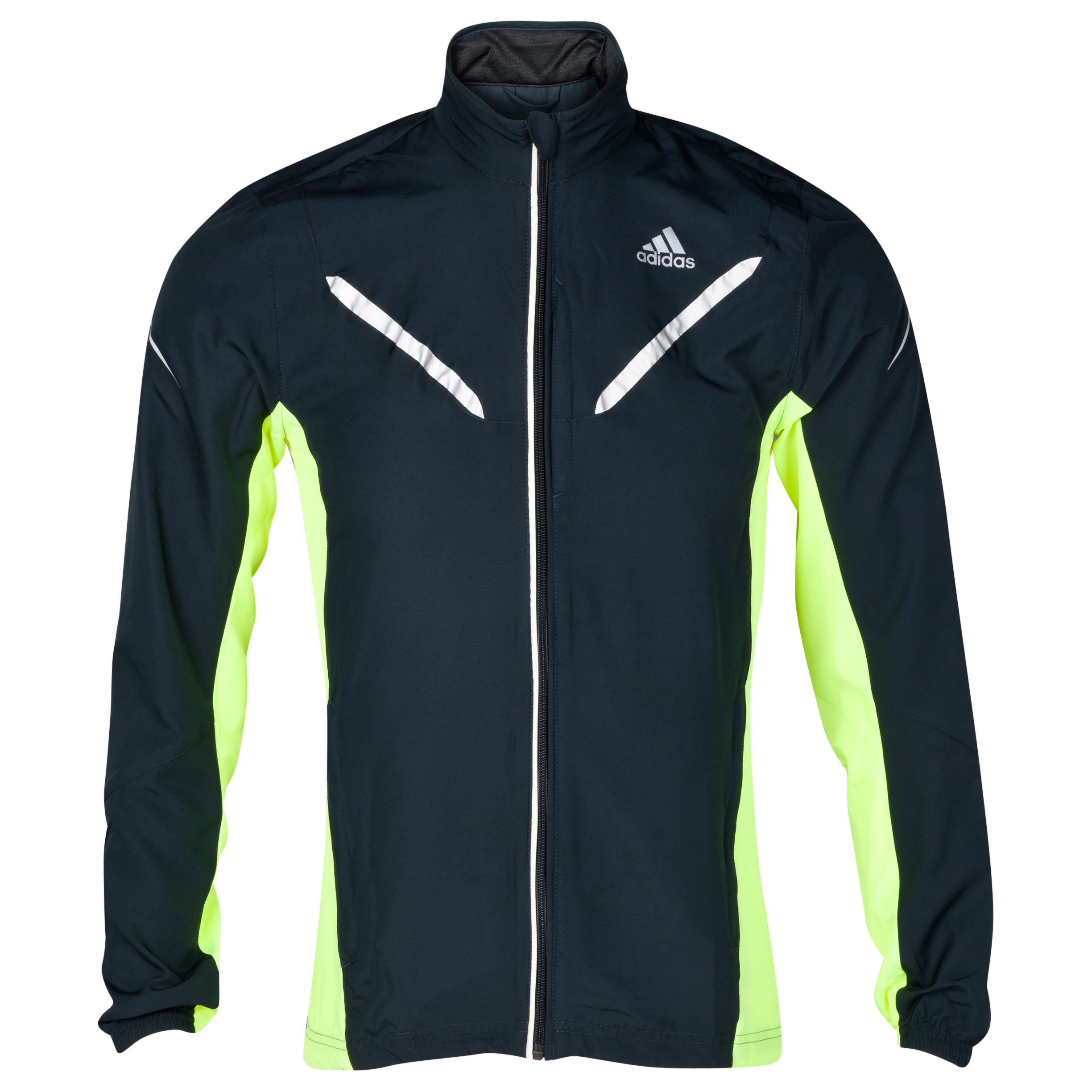 Adidas Sequentials Jacket - Tech Onix/Electricity