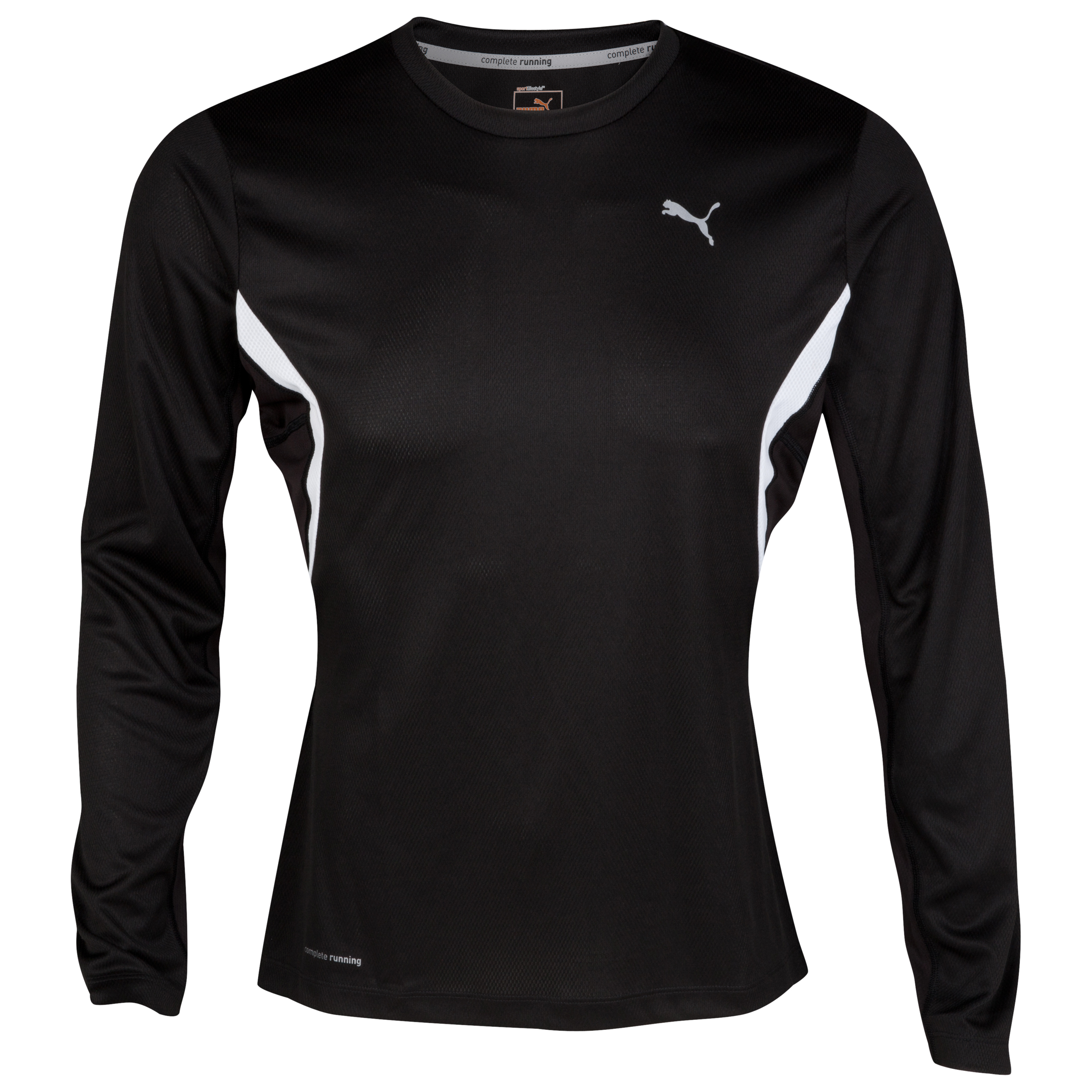Puma Essentials T-Shirt - Long Sleeve - Black