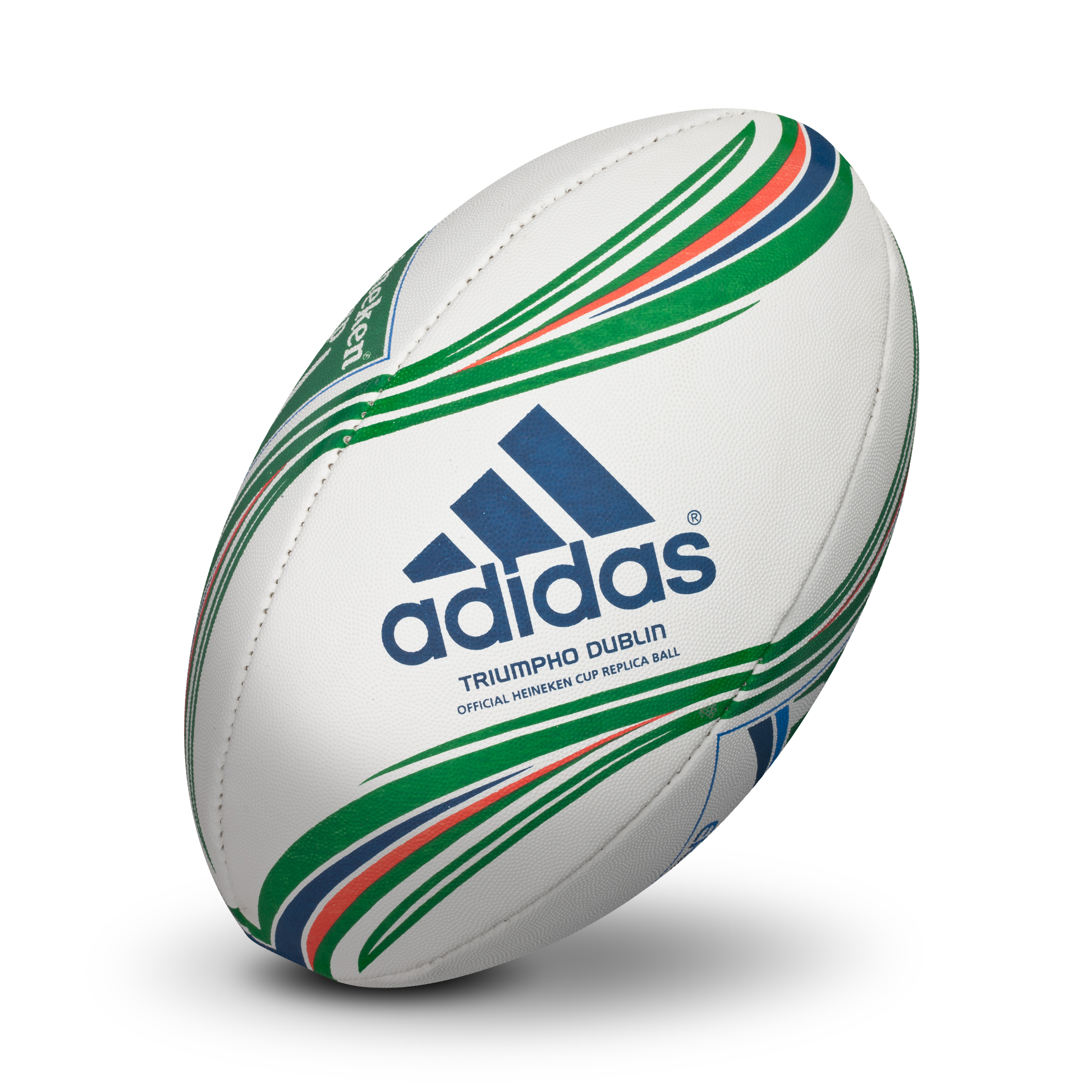 Adidas Heineken Cup Replica Rugby Ball - White