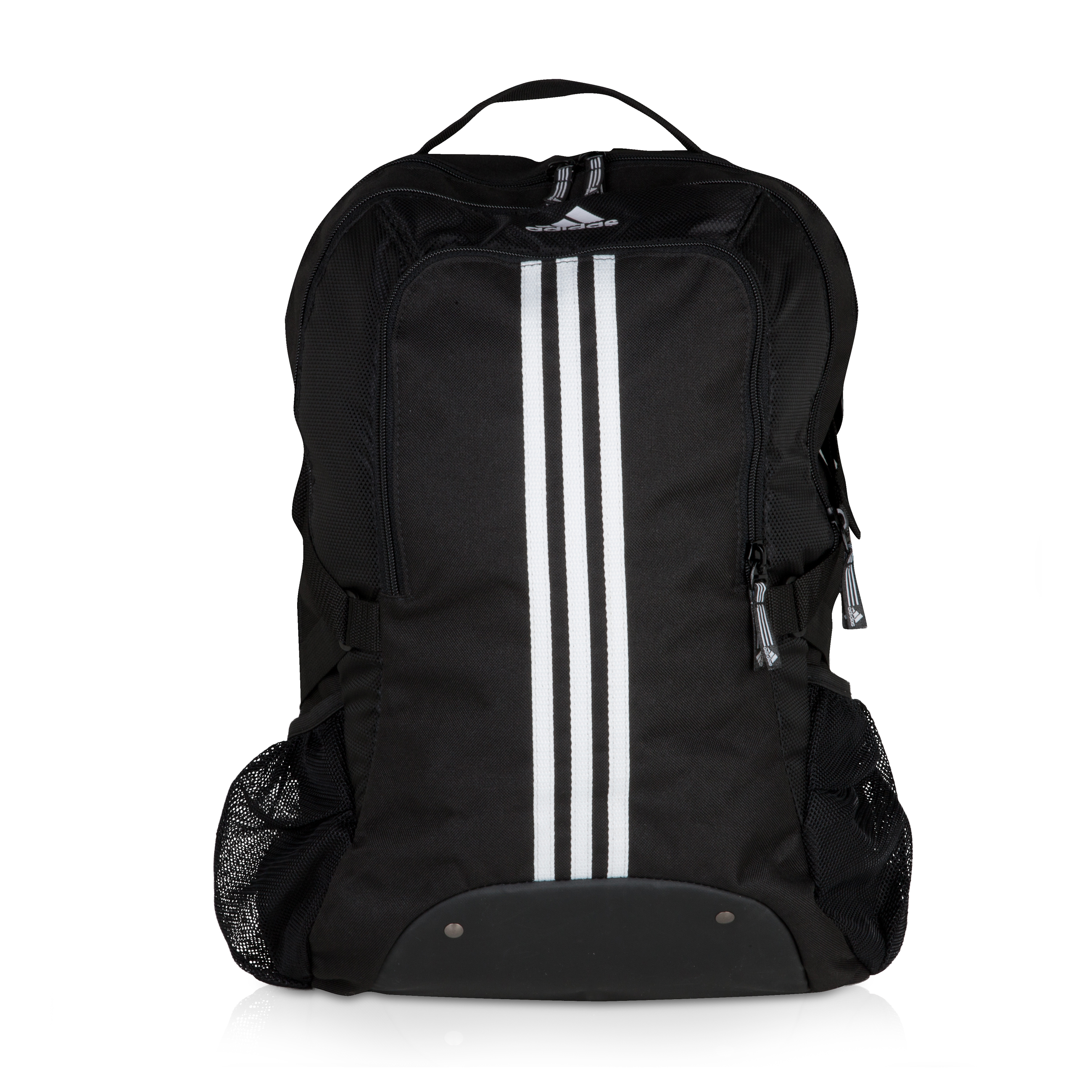 Adidas 3Stripe Essentials Backpack - Black/White