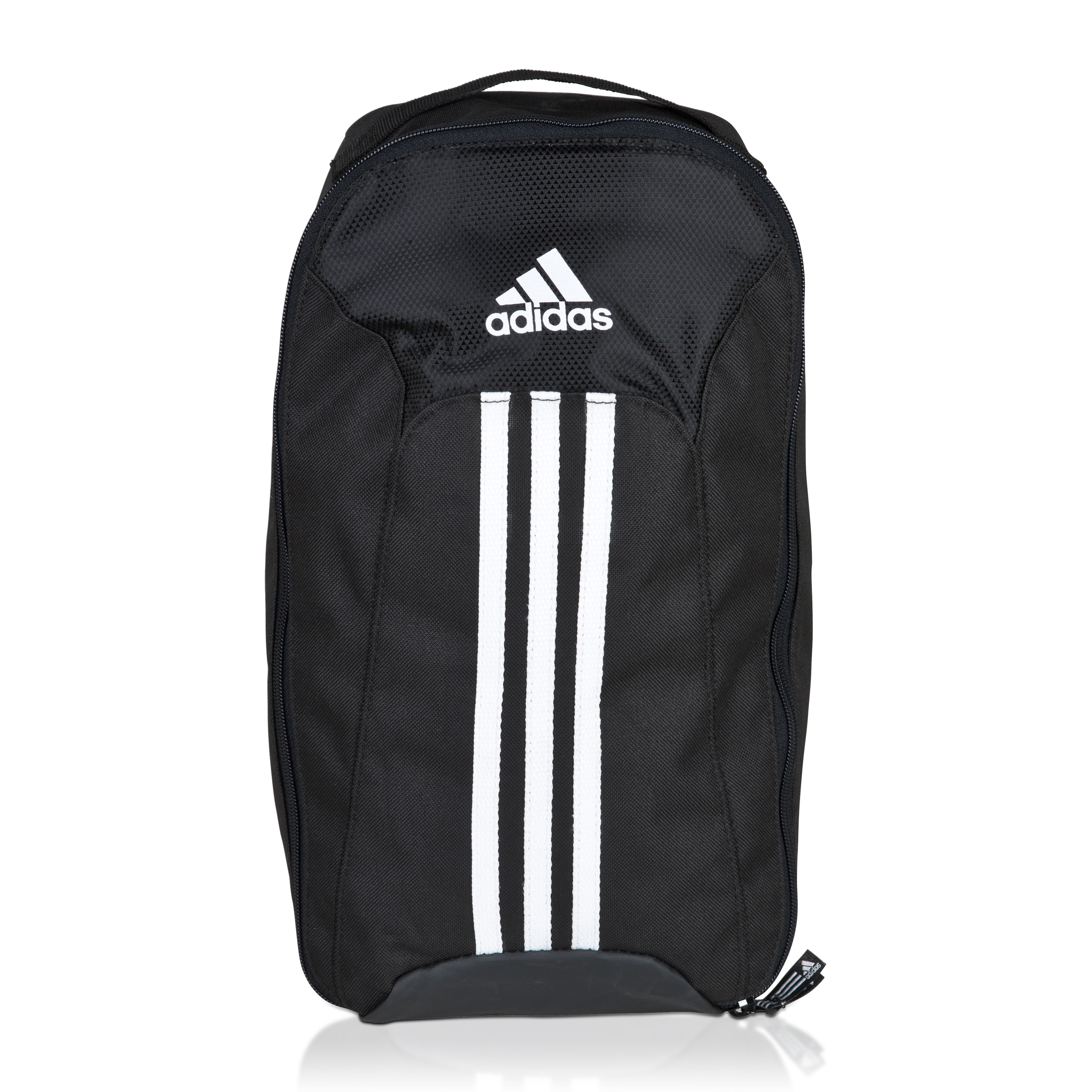 adidas 3Stripe Essentials Shoebag - Black/White