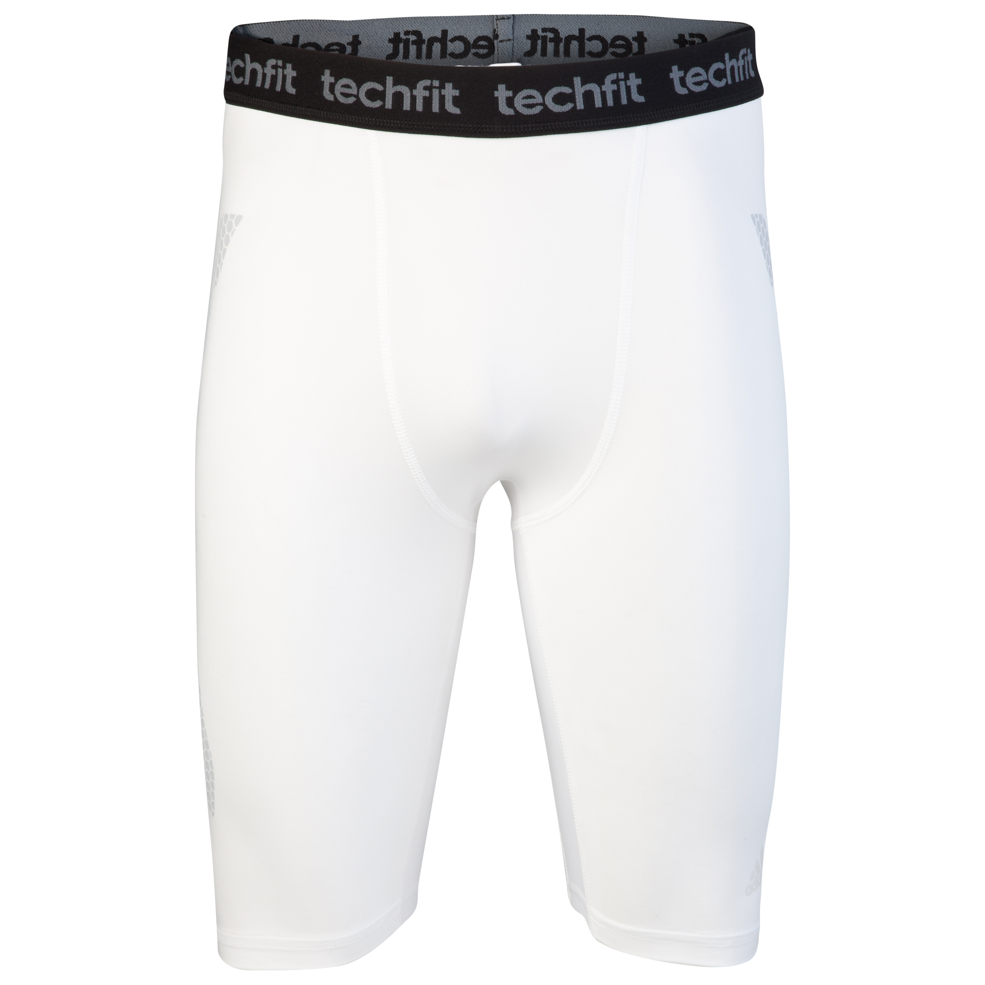 Adidas TechFit Preperation Short - White