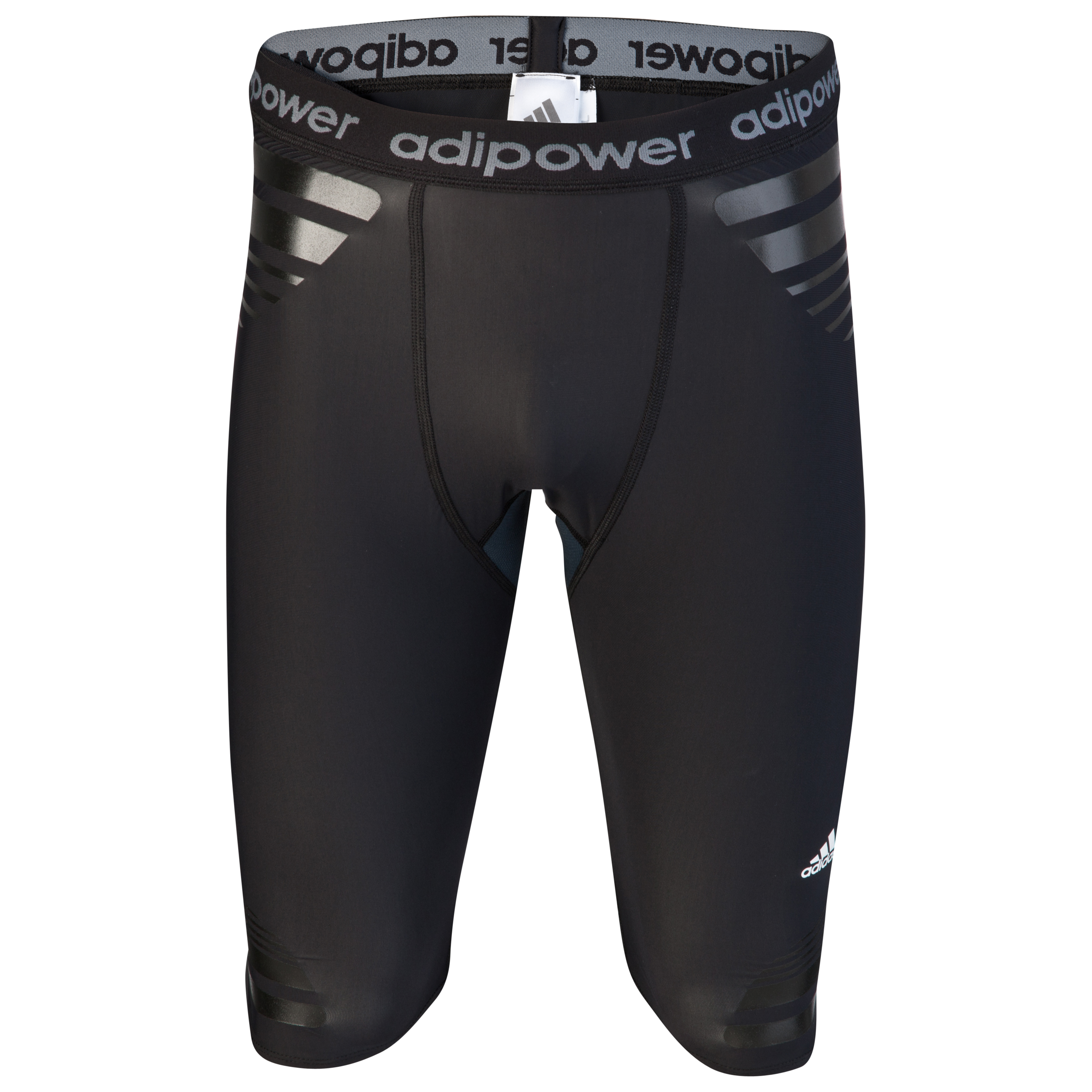 adidas TechFit PowerWeb Baselayer Shorts - Black