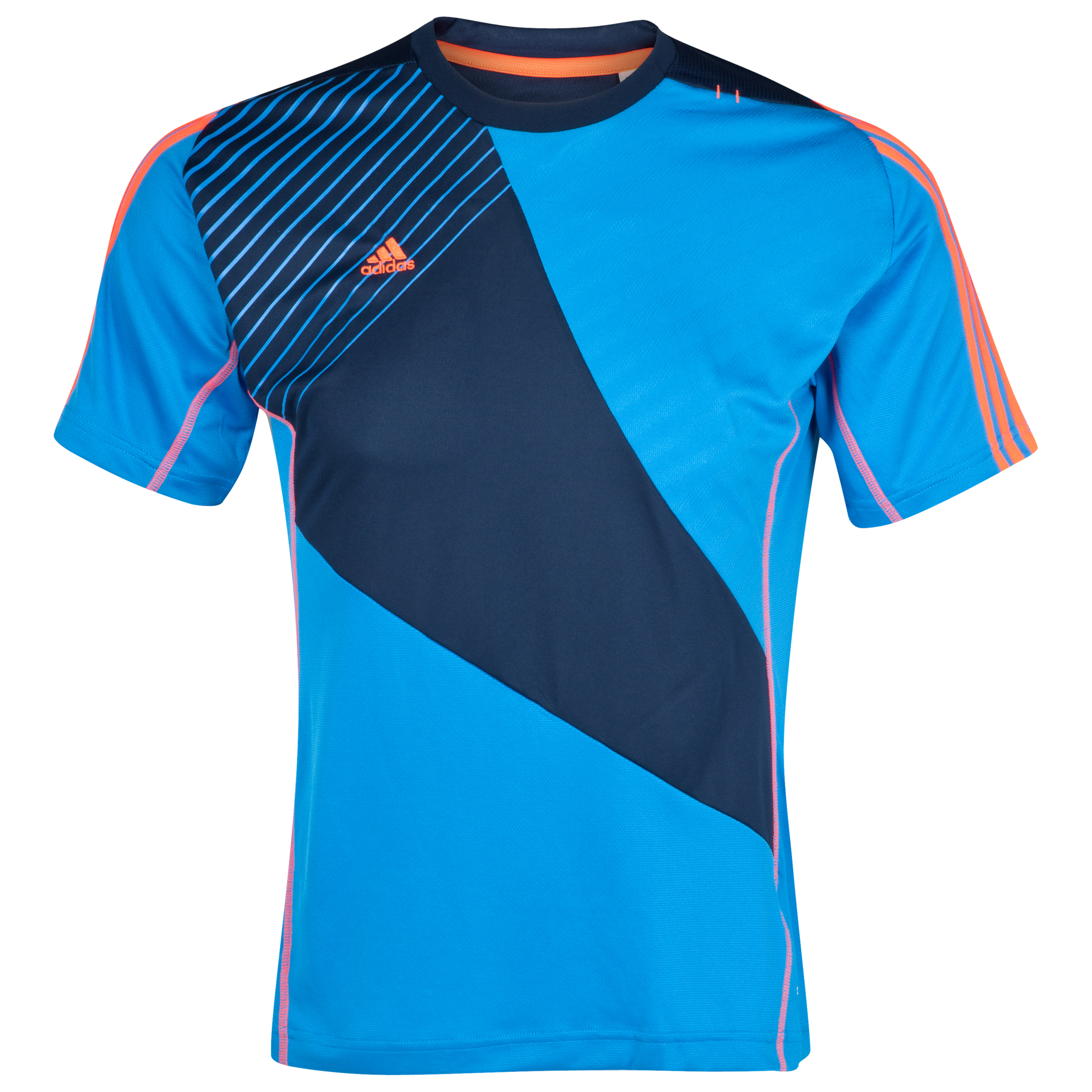 adidas Predator Training Jersey - Bright Blue/Infrared