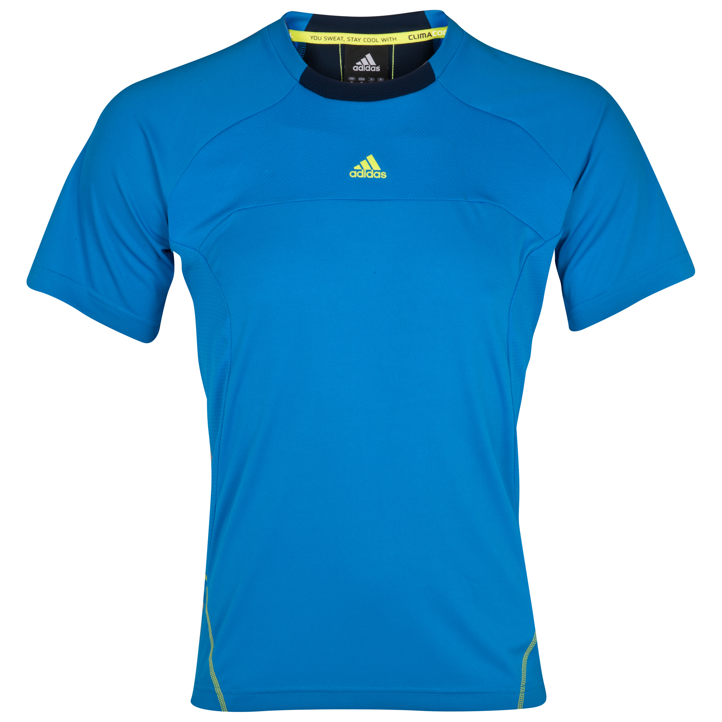 Adidas Clima365 Coolest Tee - Bright Blue
