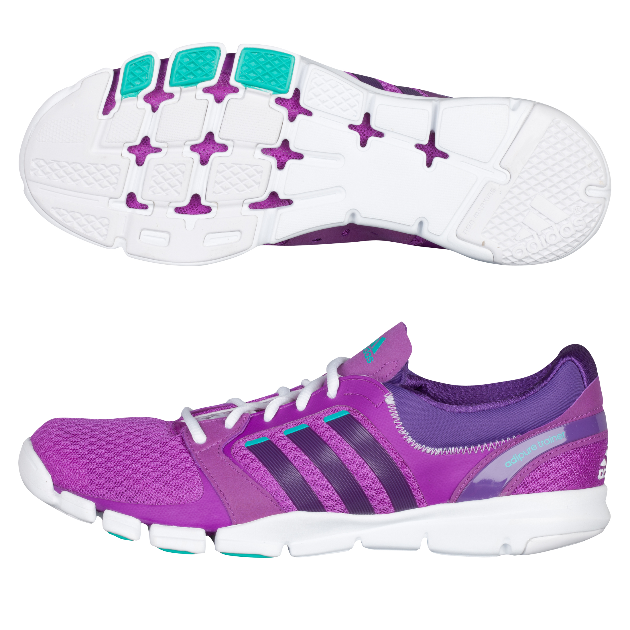 Adidas adipure Trainer 360 - Purple - Womens