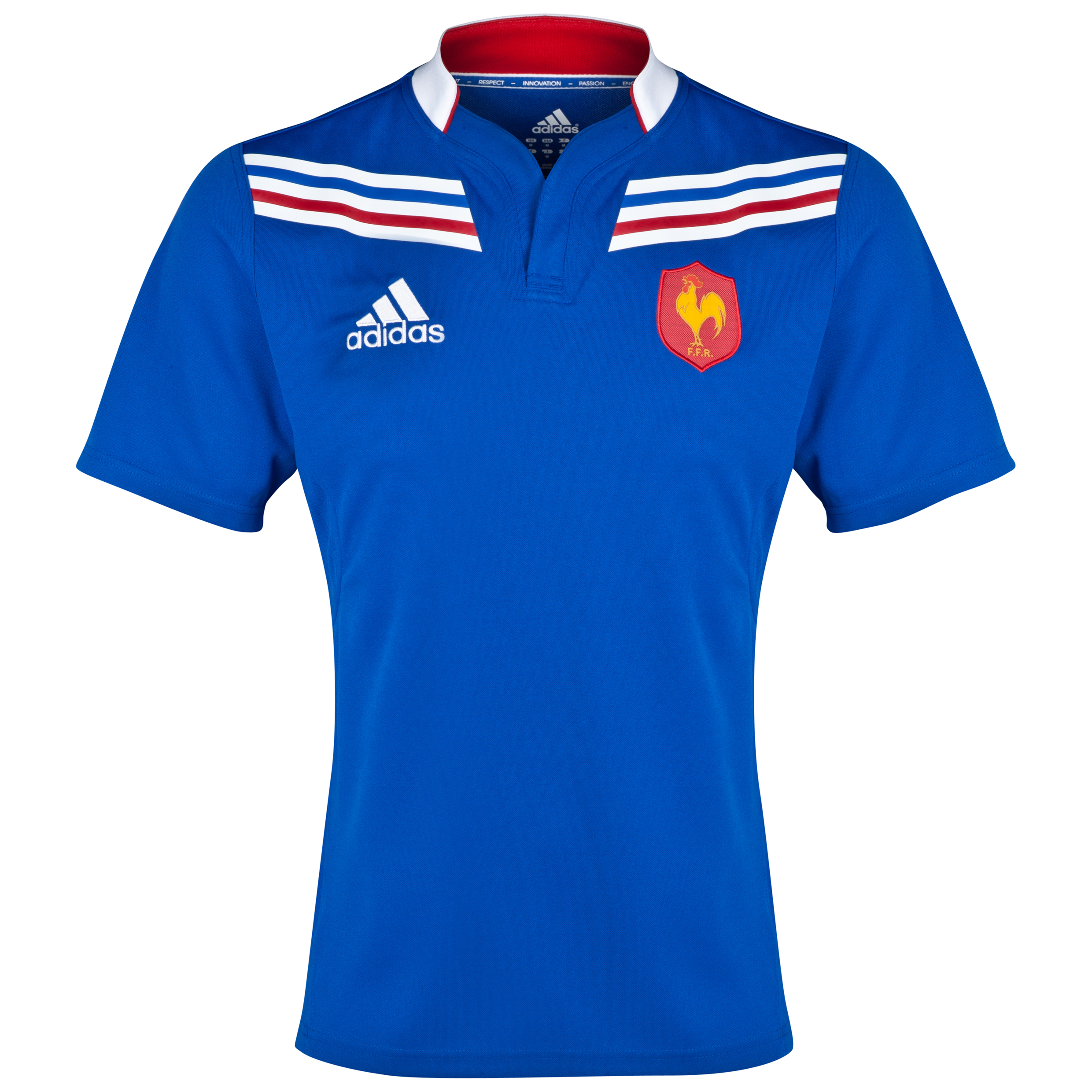 France Home Rugby Shirt 2012/14