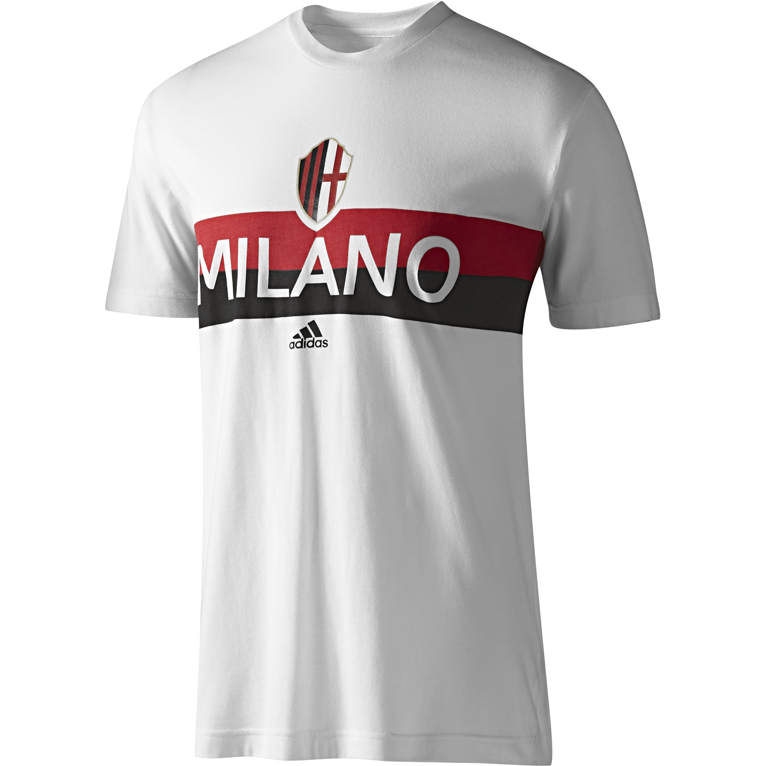 AC Milan Graphic T-Shirt - White