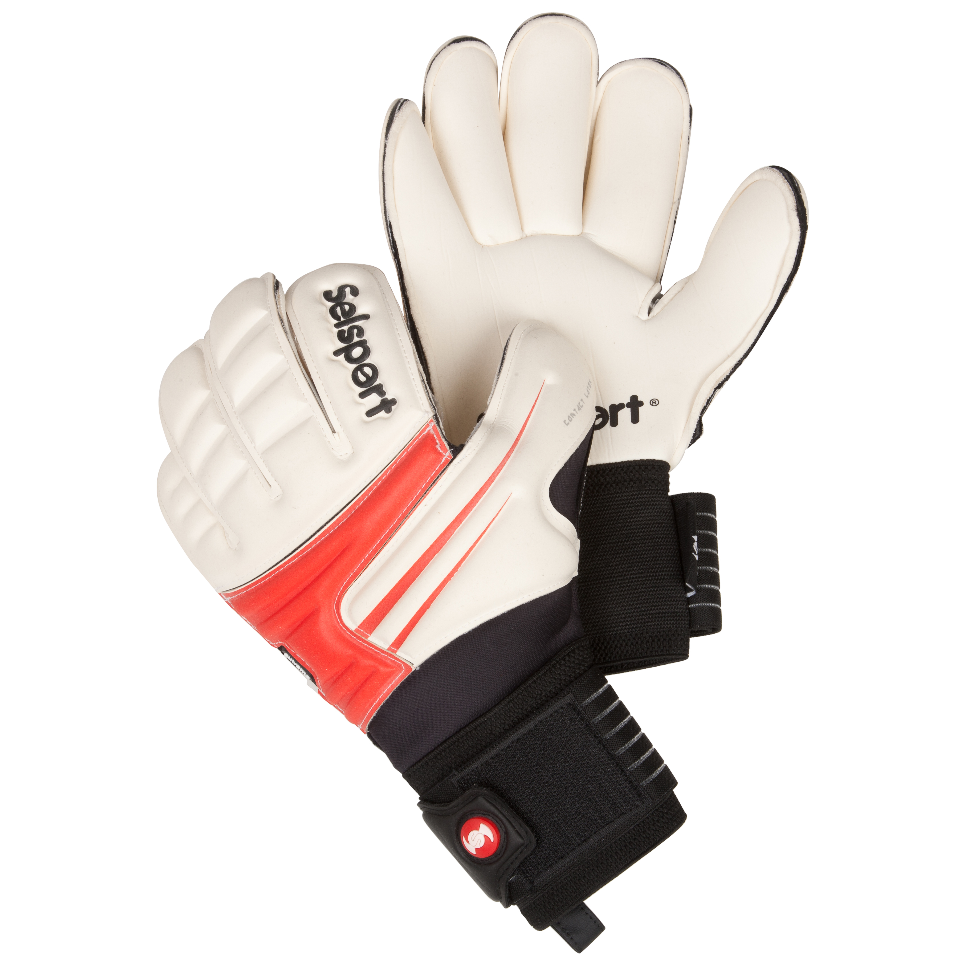 Selsport Extreme 2 Goalkeeper Gloves - Red