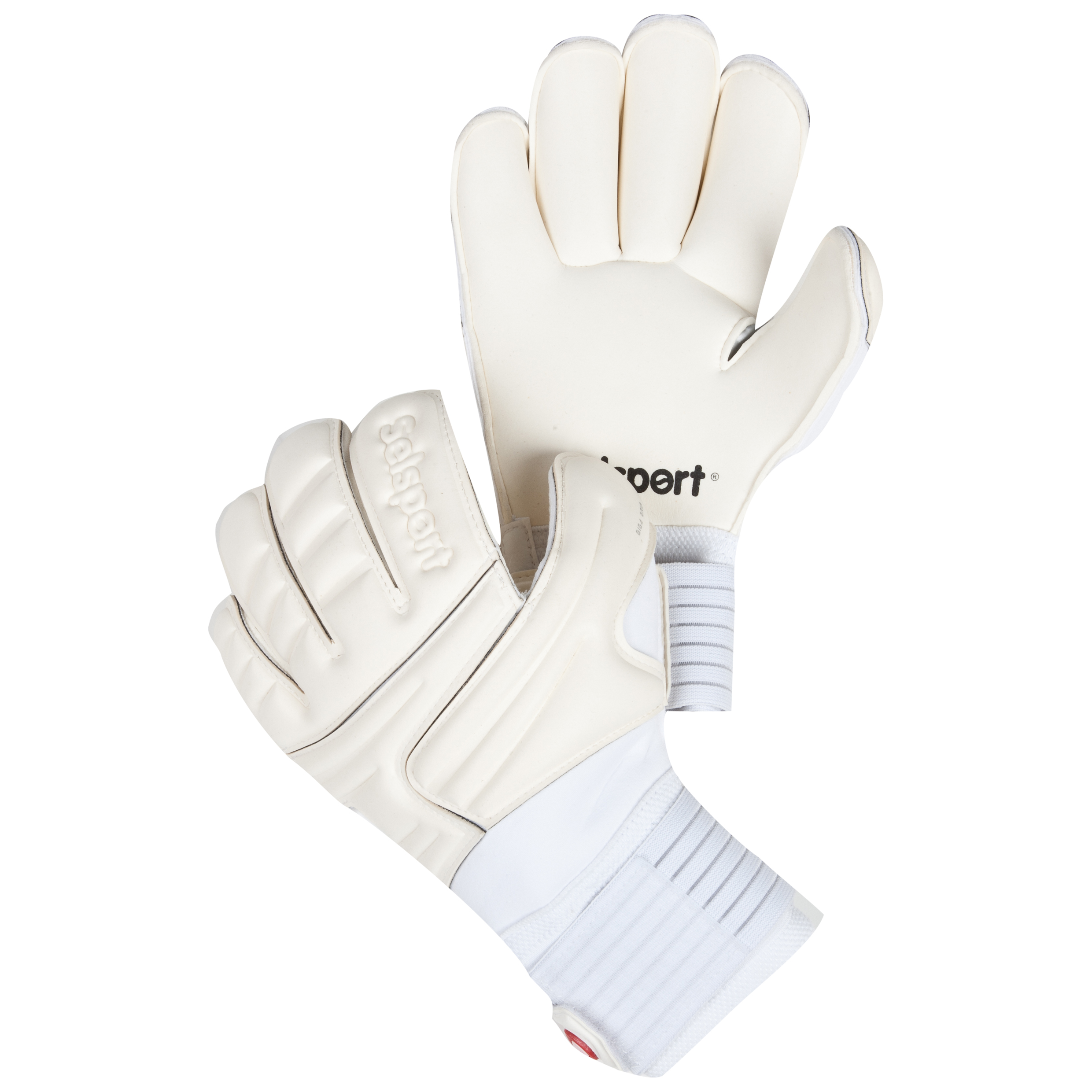 Selsport Extreme 2 Goalkeeper Gloves - White