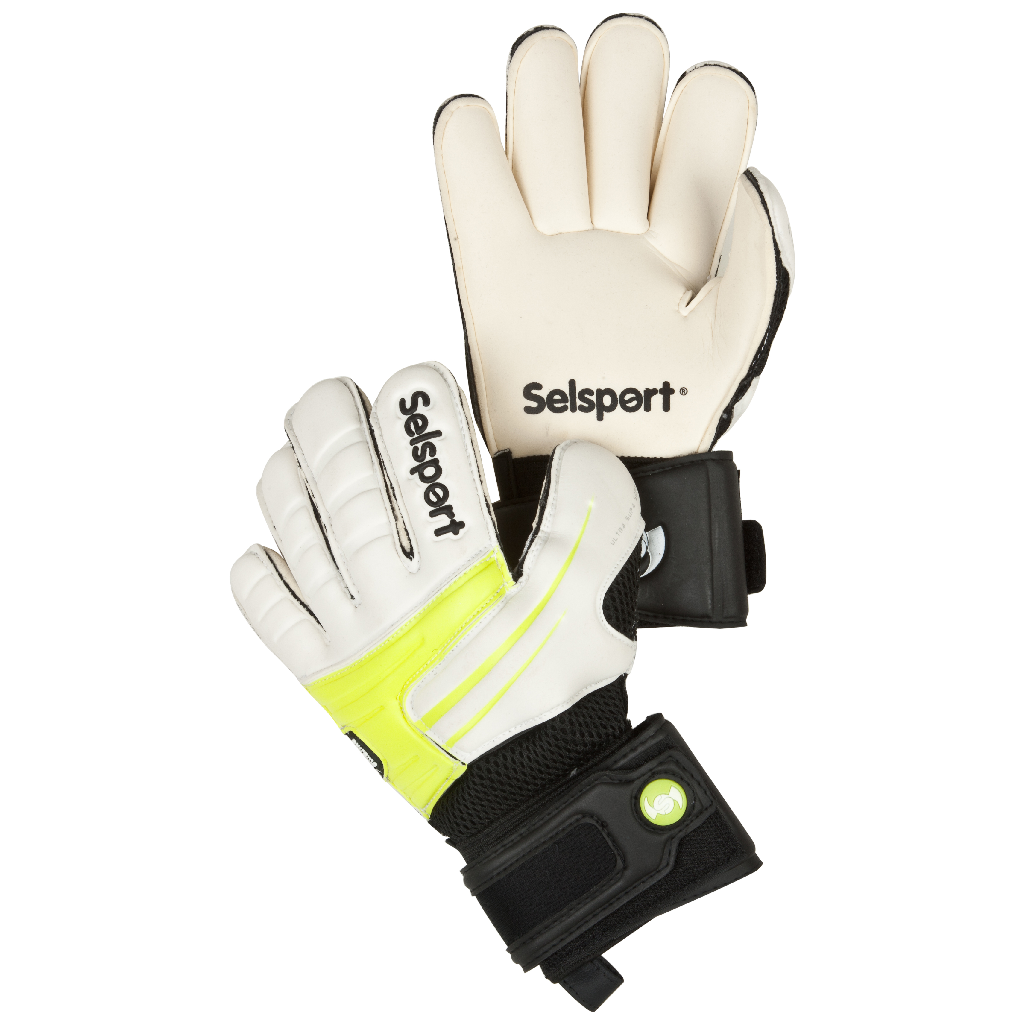 Selsport Extreme 6 Goalkeeper Gloves - Kids-Lime