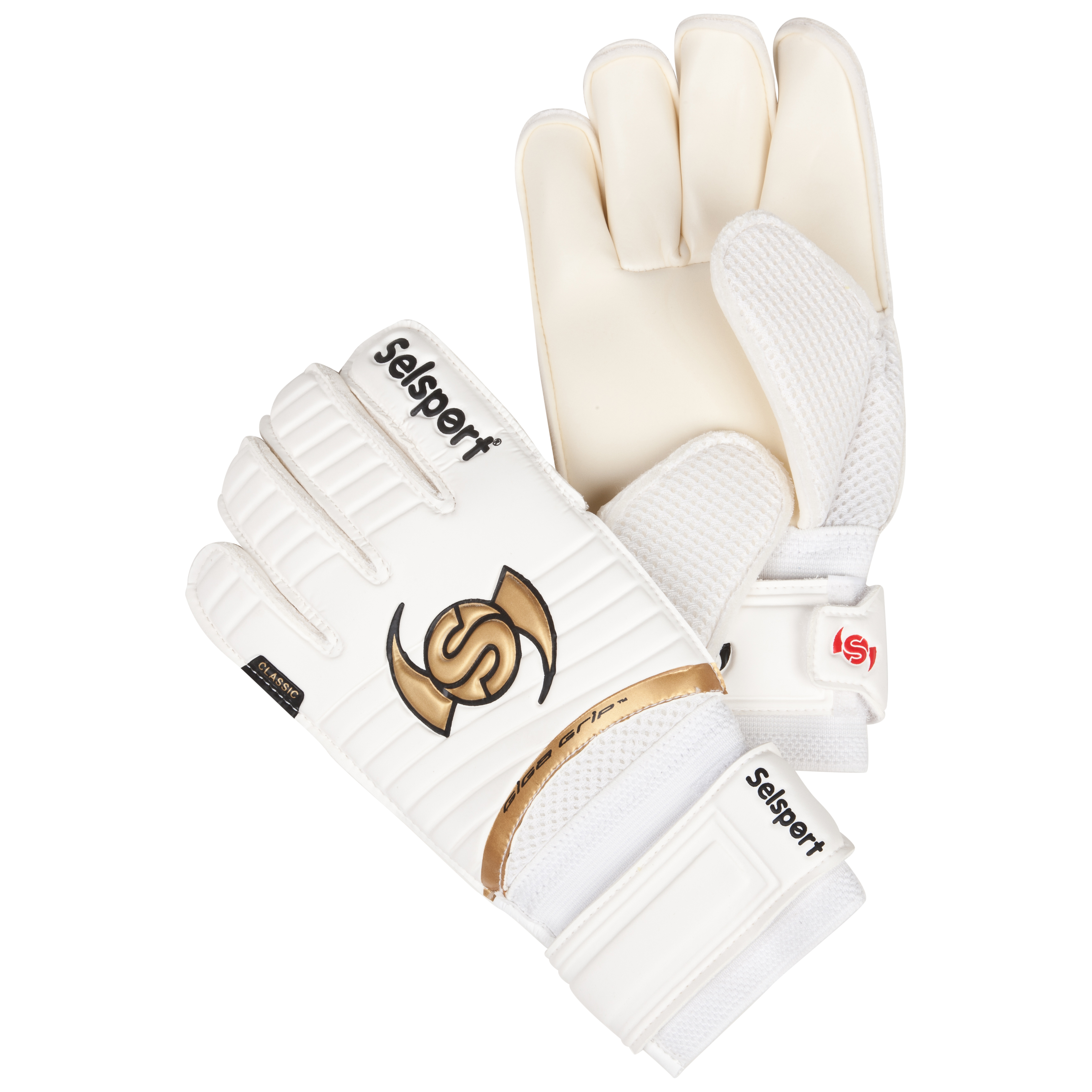 Selsport Wrappa Replica Goalkeeper Gloves - Kids