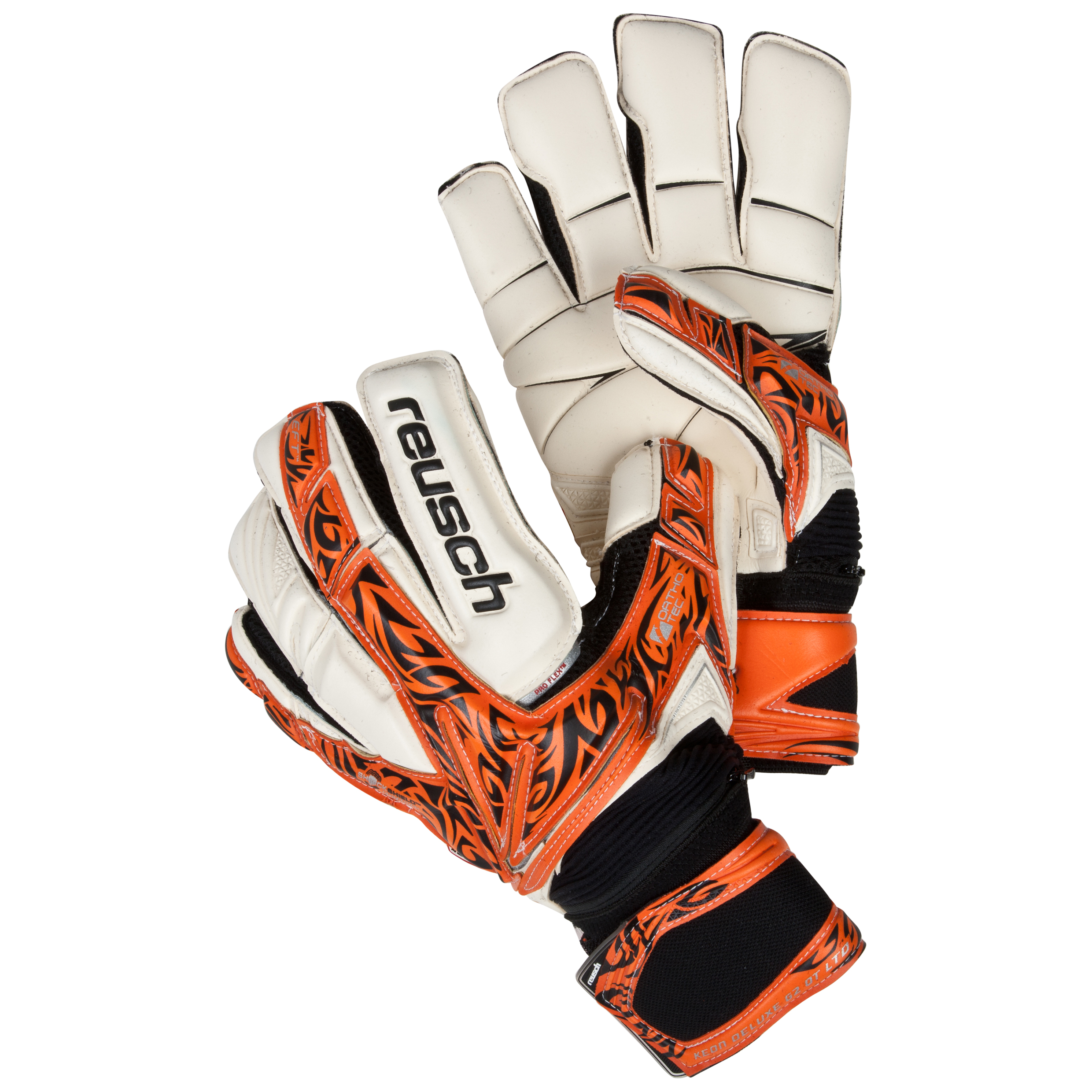 Reusch Keon Deluxe G2 Ortho-Tec LTD Goalkeeper Gloves