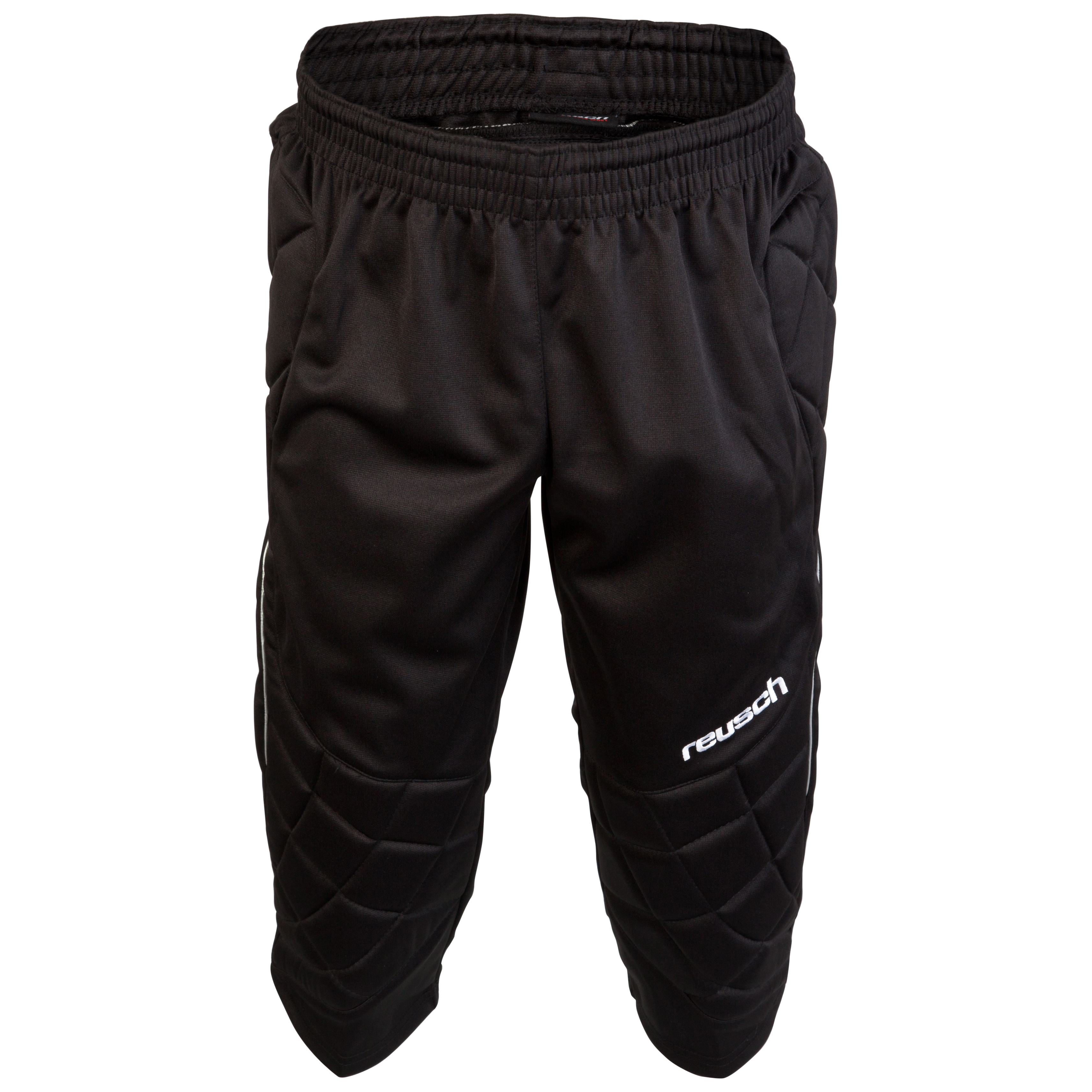 Reusch 360 Protection 3/4 Goalkeeping Pants-Black